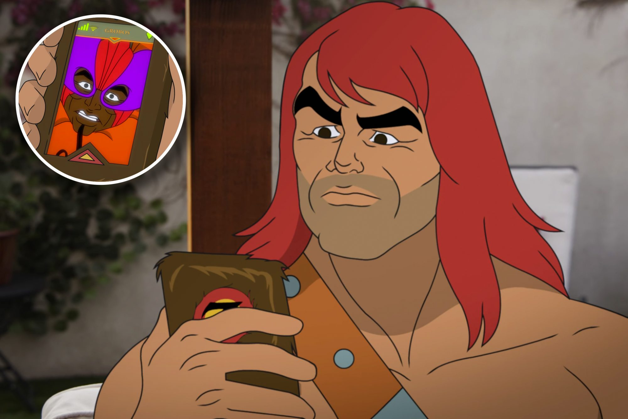 Keegan michael key in Son of Zorn