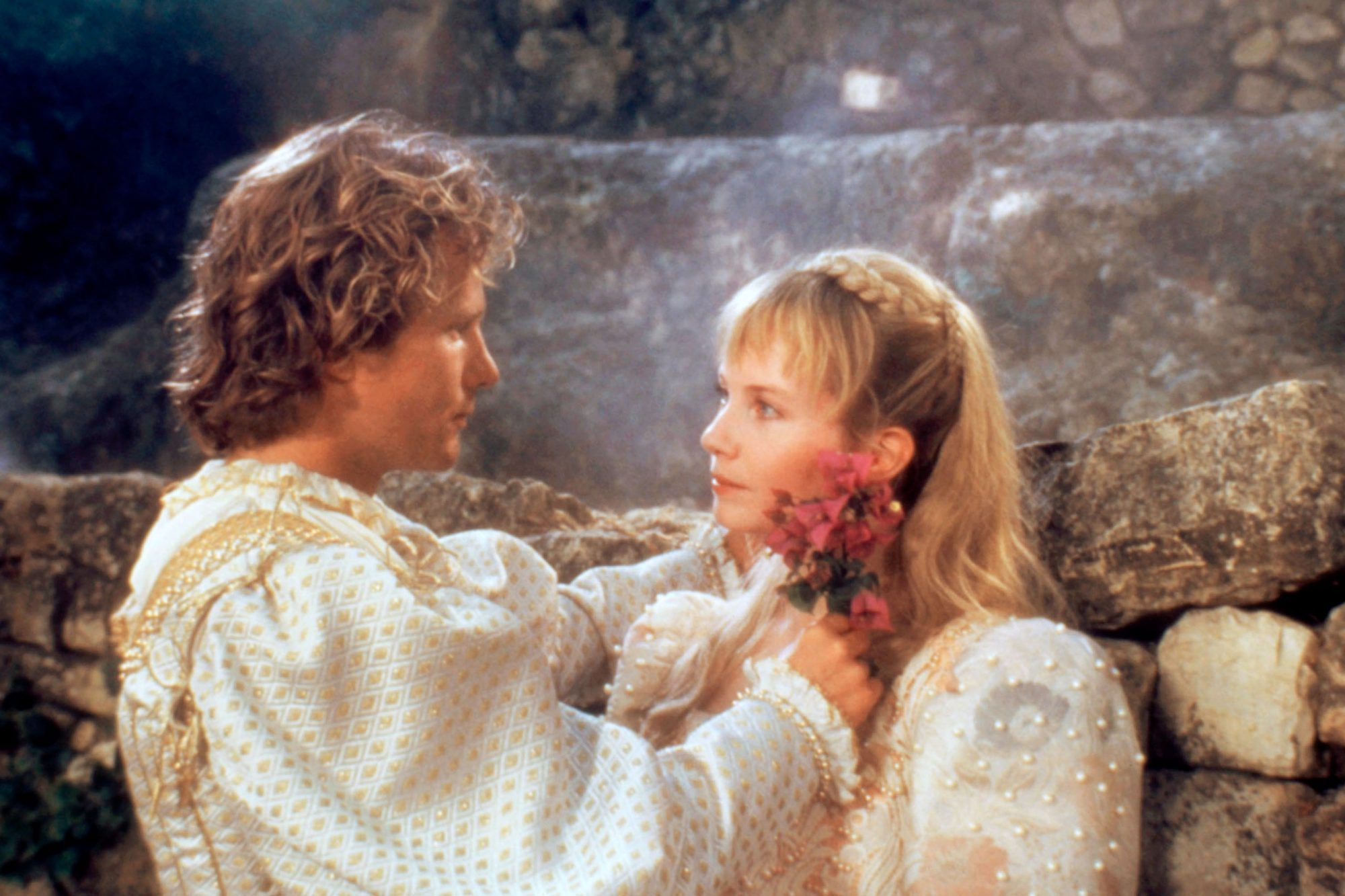 BEAUTY AND THE BEAST, John Savage, Rebecca De Mornay, 1987, (c)Cannon Films/courtesy Everett Collect
