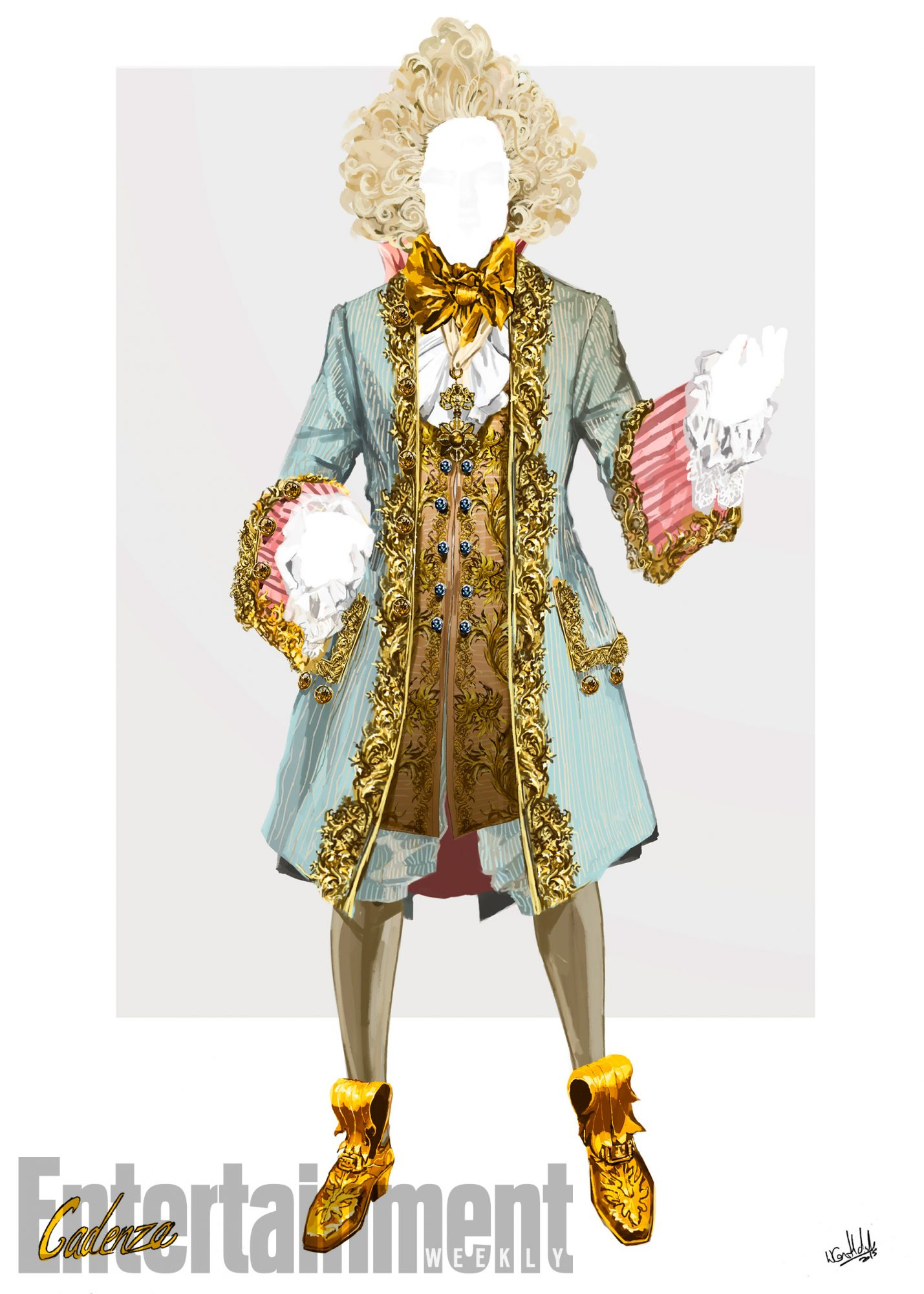 Beauty And The Beast Costumes Photos Ew Com