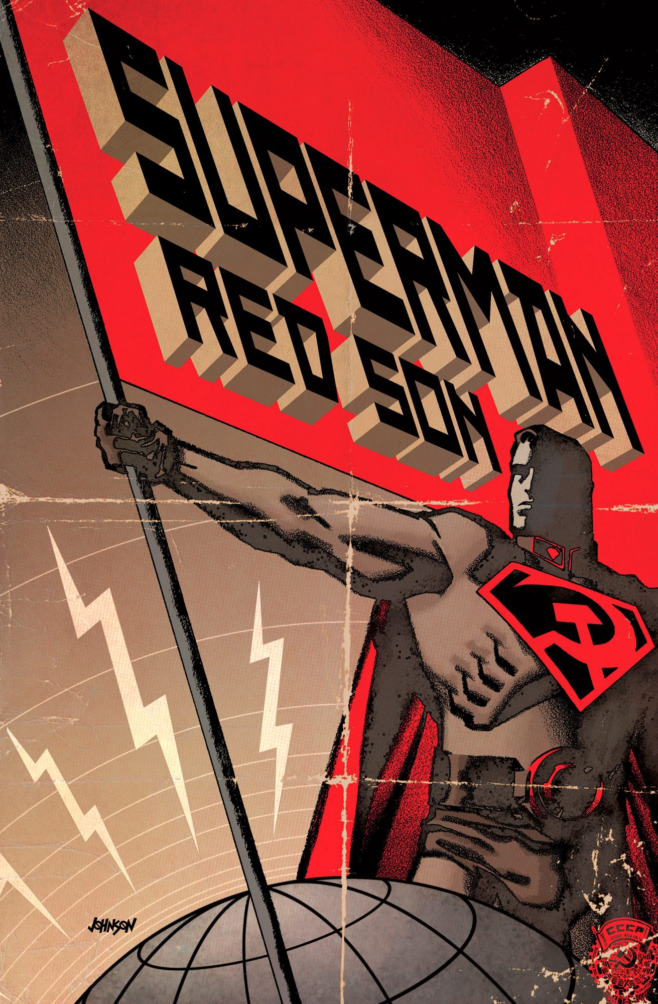 Superman: Red Son By Mark Millar — Books
