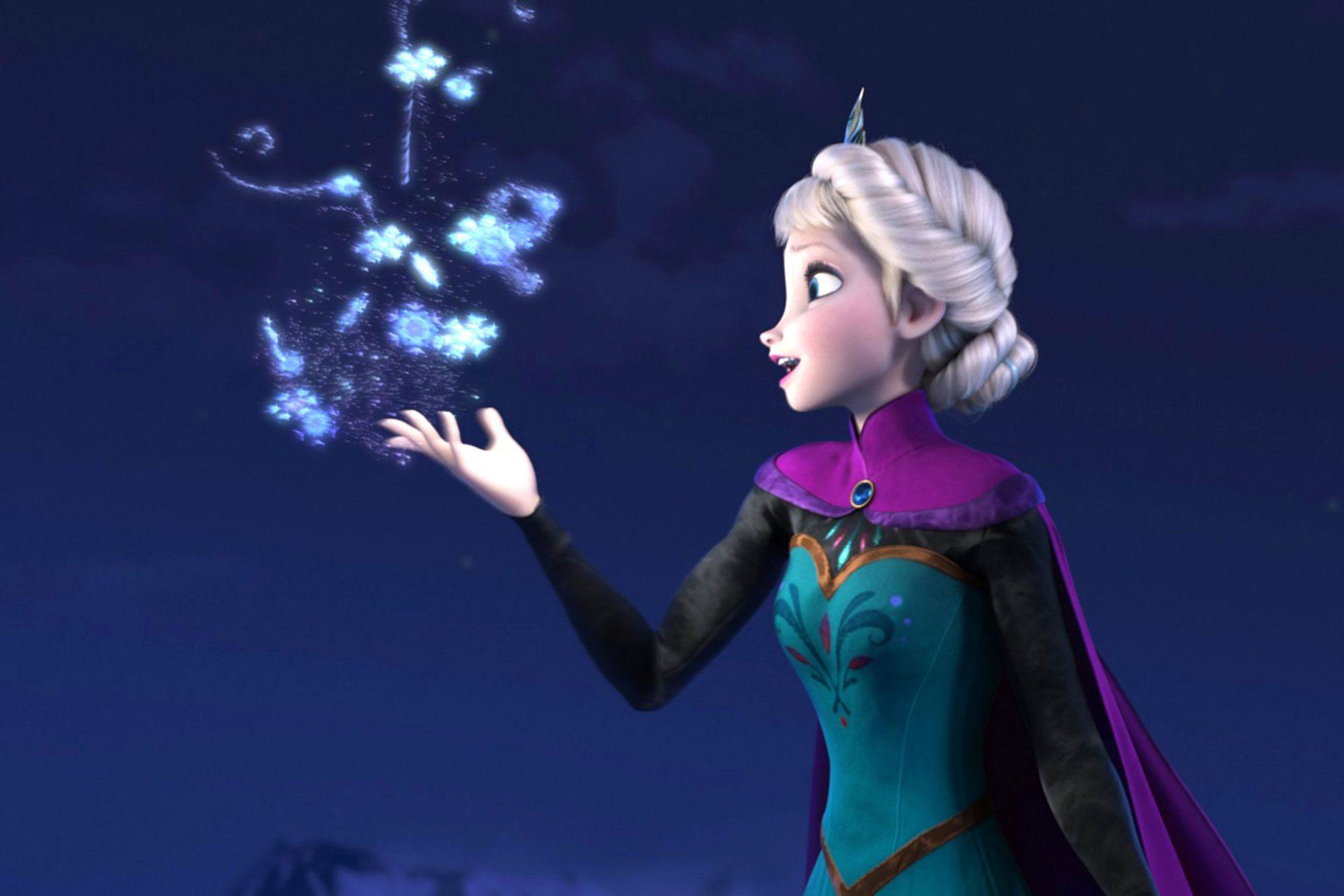 Frozen (2013)ELSA (Idina Menzel)