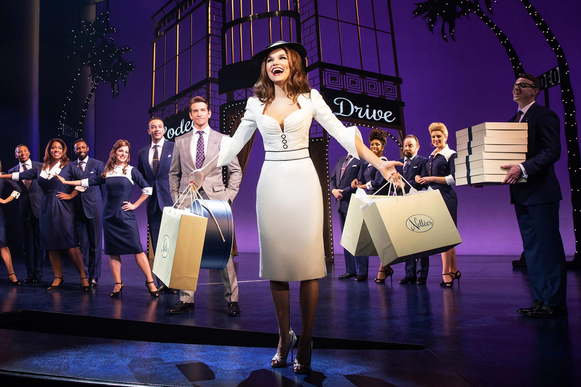 1208_Samantha Barks, Andy Karl and Company in PRETTY WOMAN THE MUSICAL, Photo by Matthew Murphy, 2018