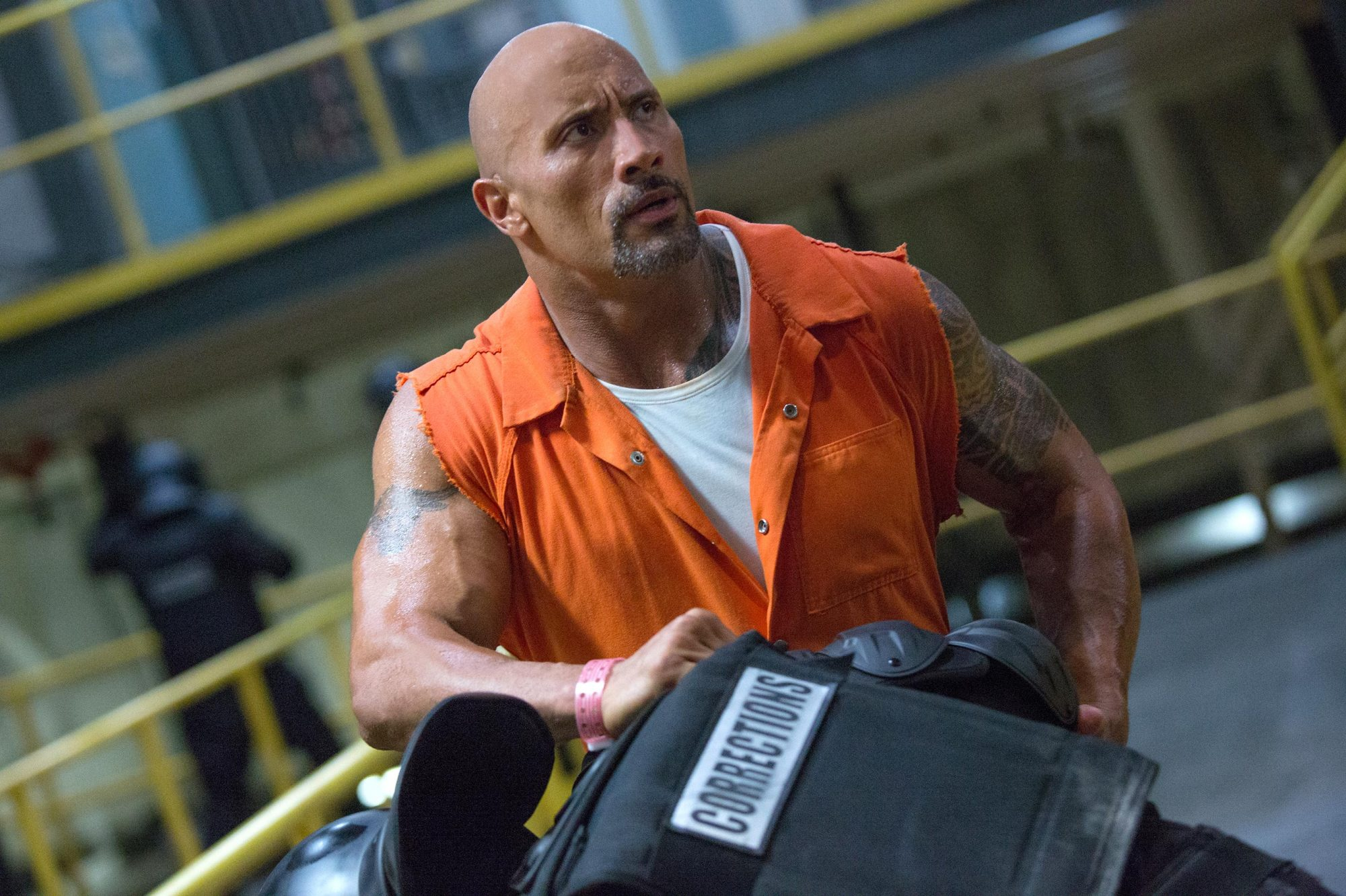 Film Title: The Fate of the Furious