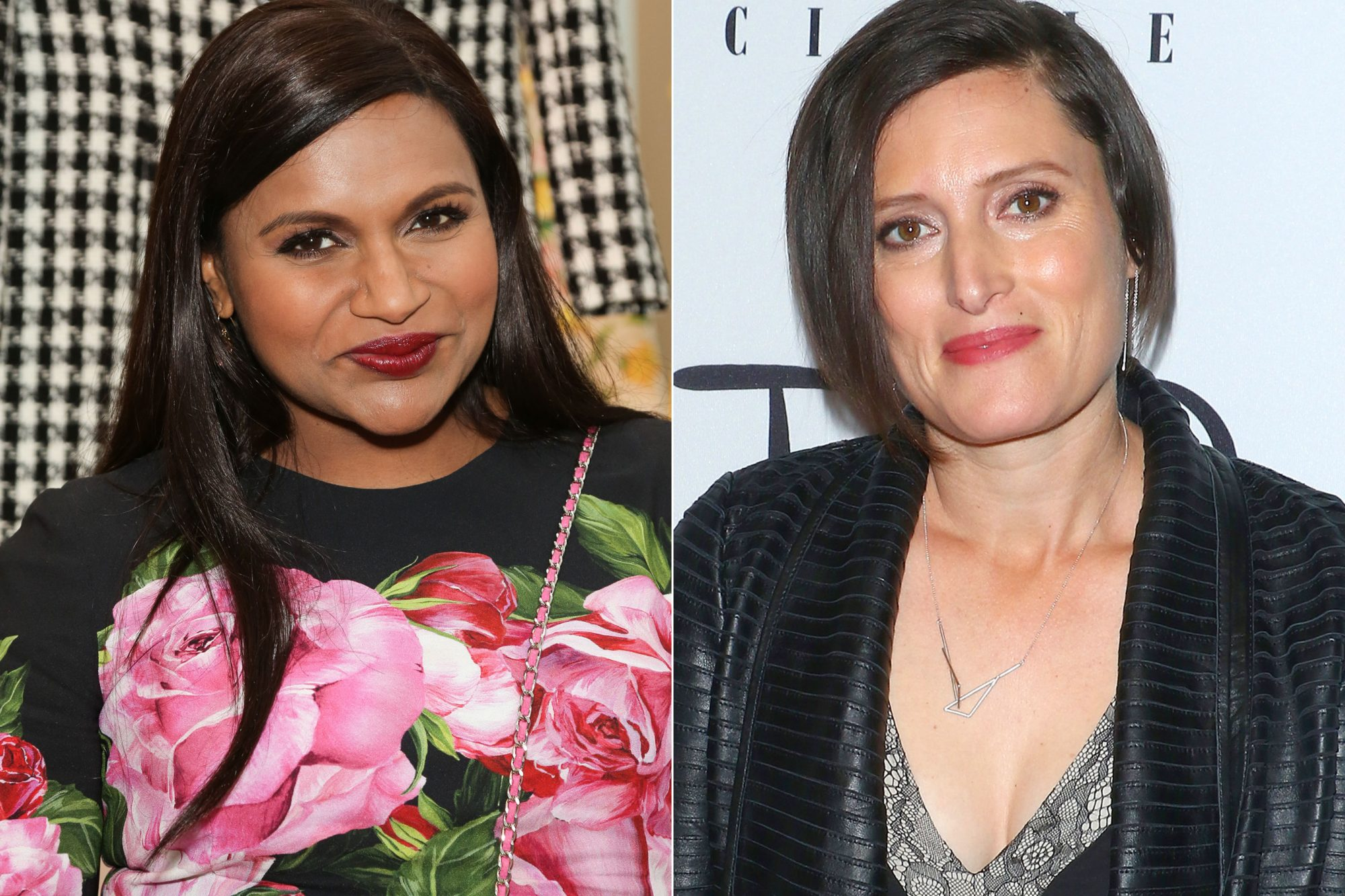 Mindy Kaling and Rachel Morrison
