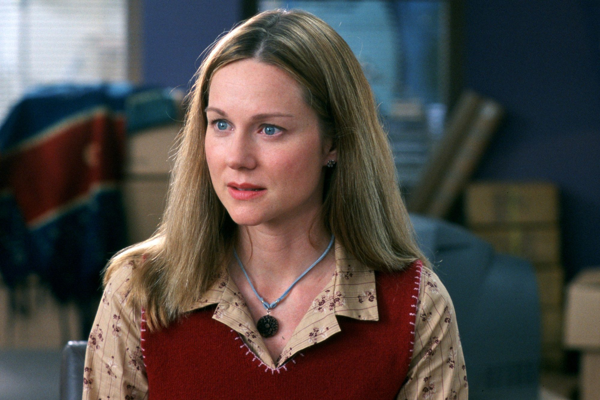 Love Actually (2003) Laura Linney