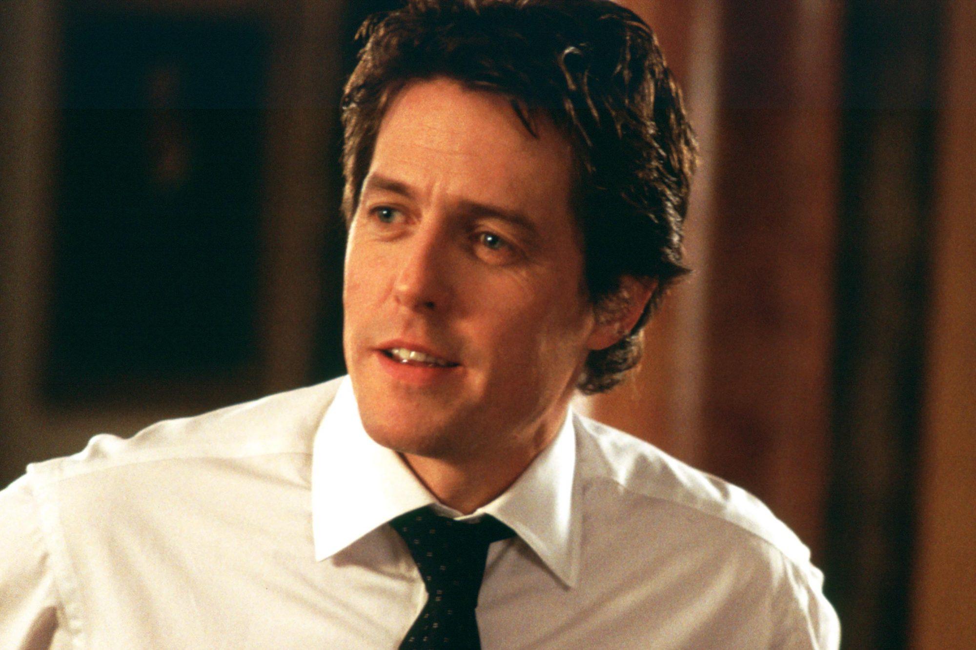 Love Actually (2003) Hugh Grant