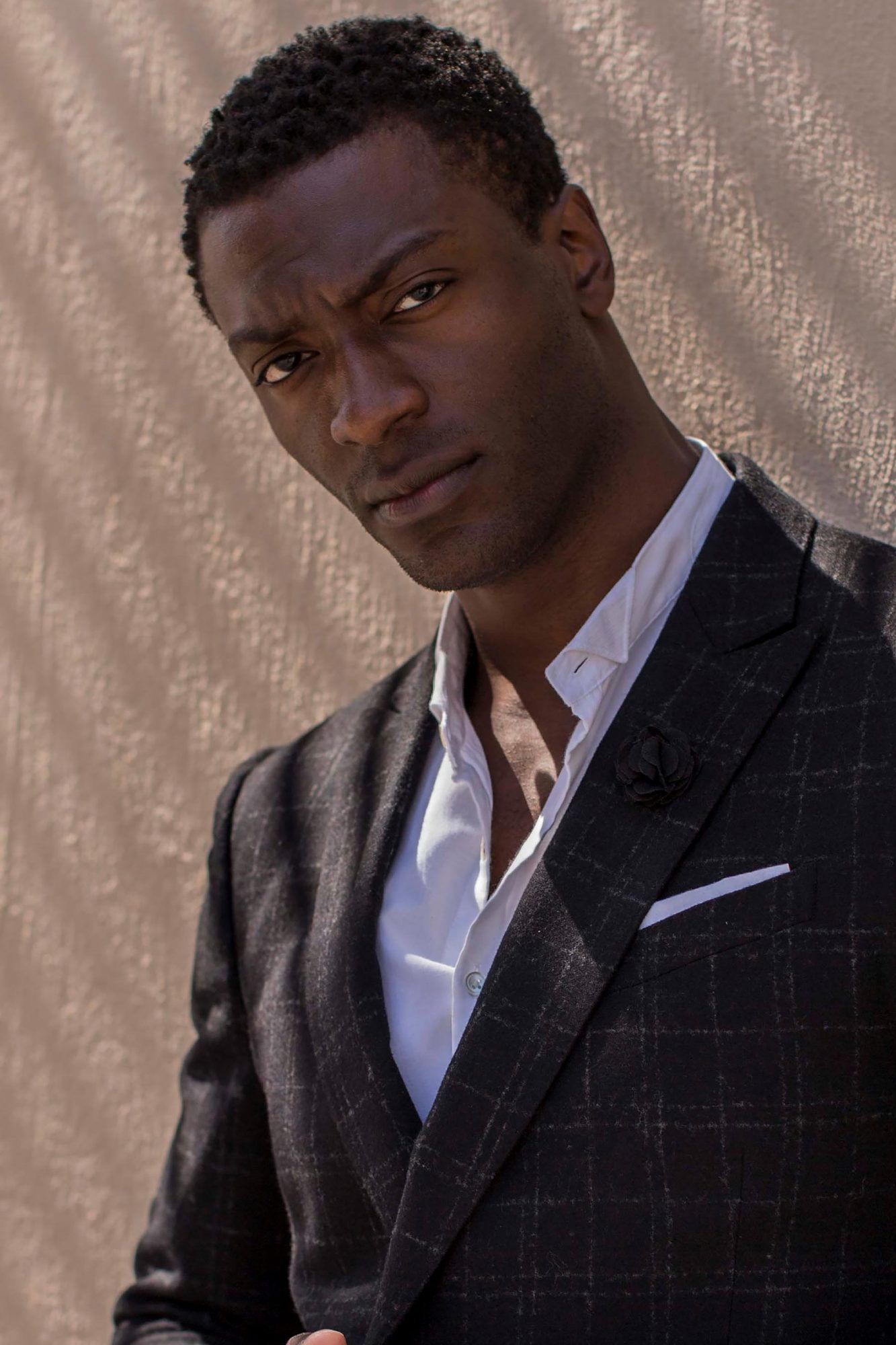 Aldis Hodge Headshot CR: Bode Helm