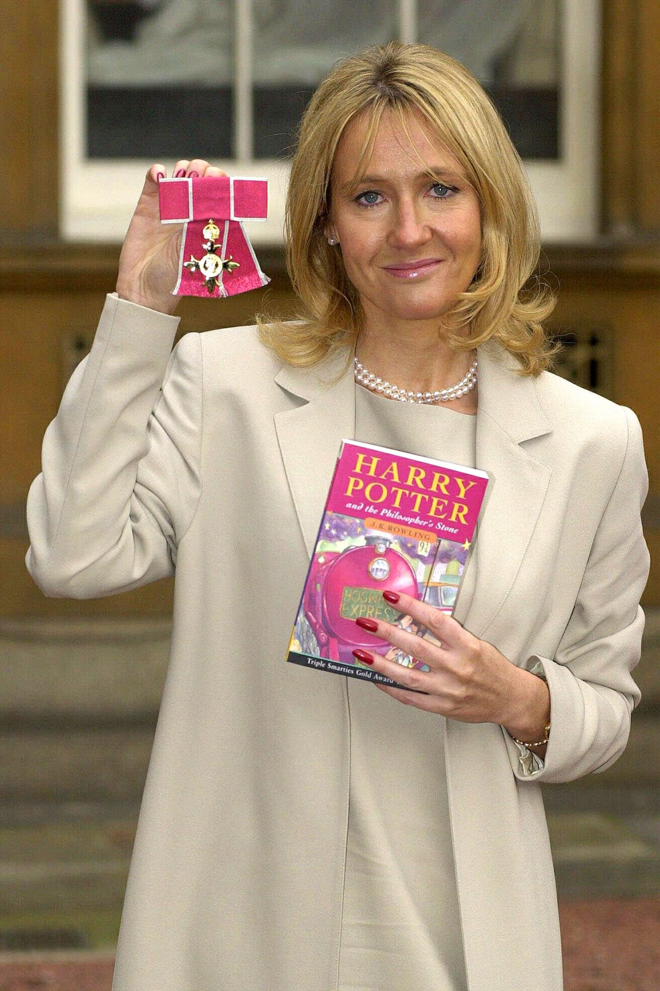 BRITAIN PEOPLE ROWLING POTTER