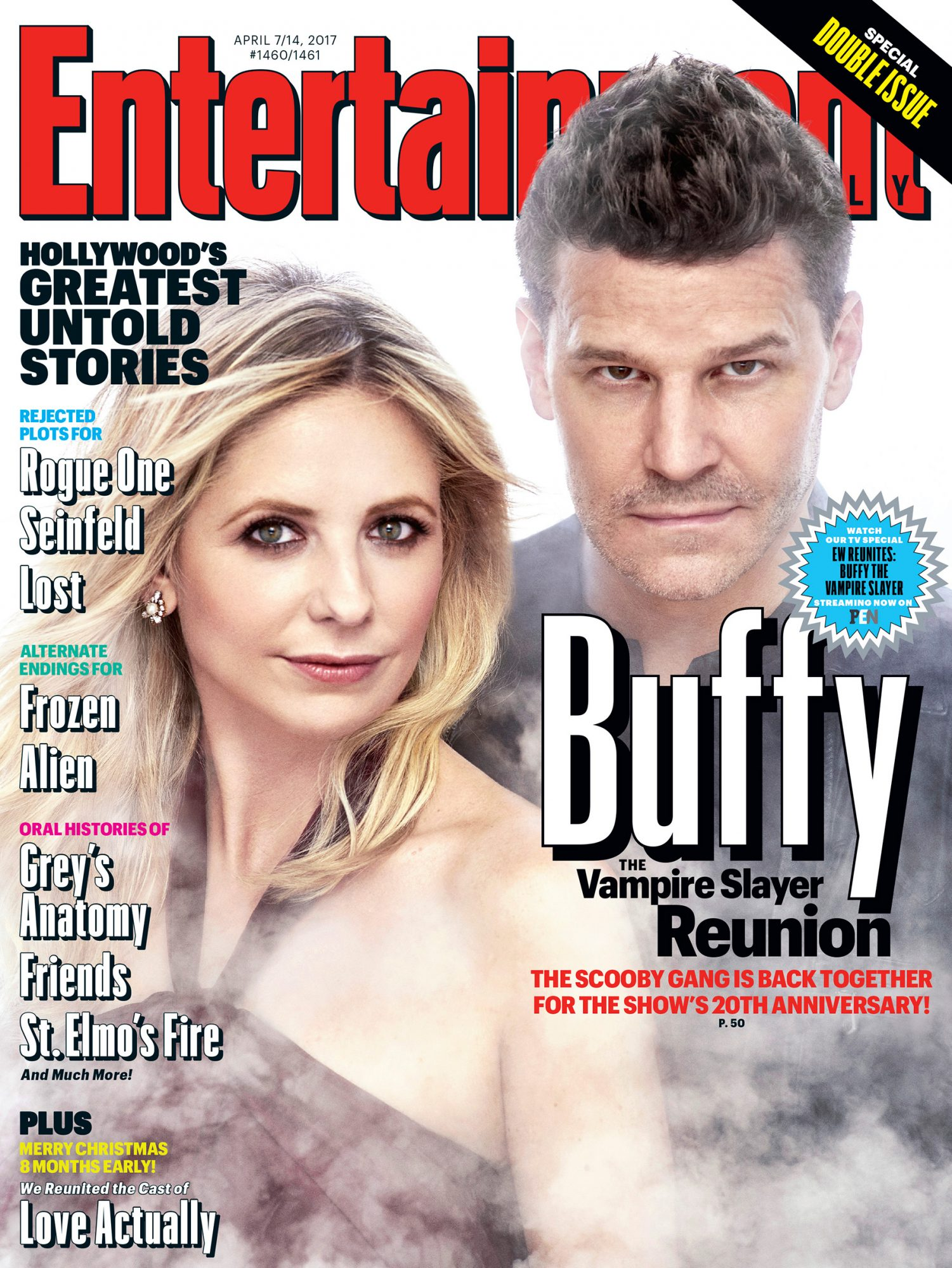 The Buffy Cover of EW