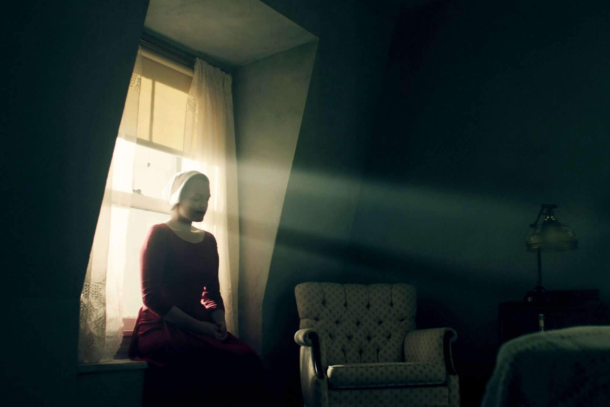 Handmaid's Tale First Look CR: Hulu
