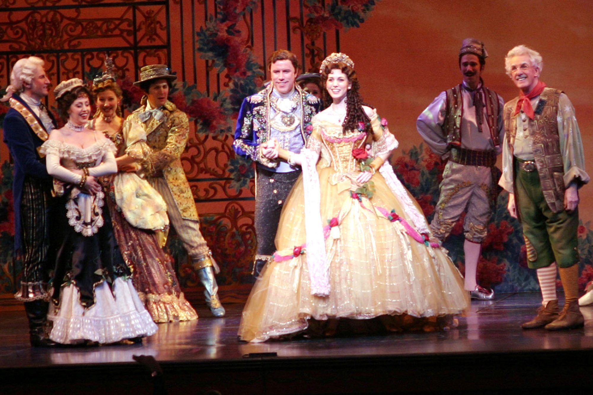 """Opening Night of Christy Carlson Romano in """"Beauty and The Beast"""" on Broadway"""