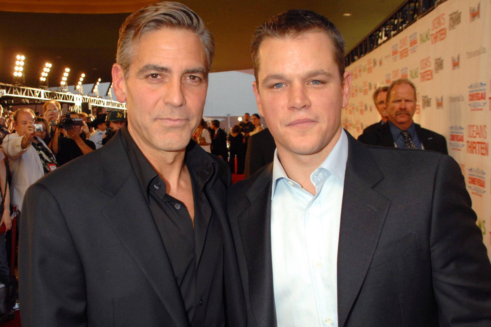 "CineVegas Film Festival Opening Night - Screening of ""Ocean's Thirteen"" - Red Carpet"