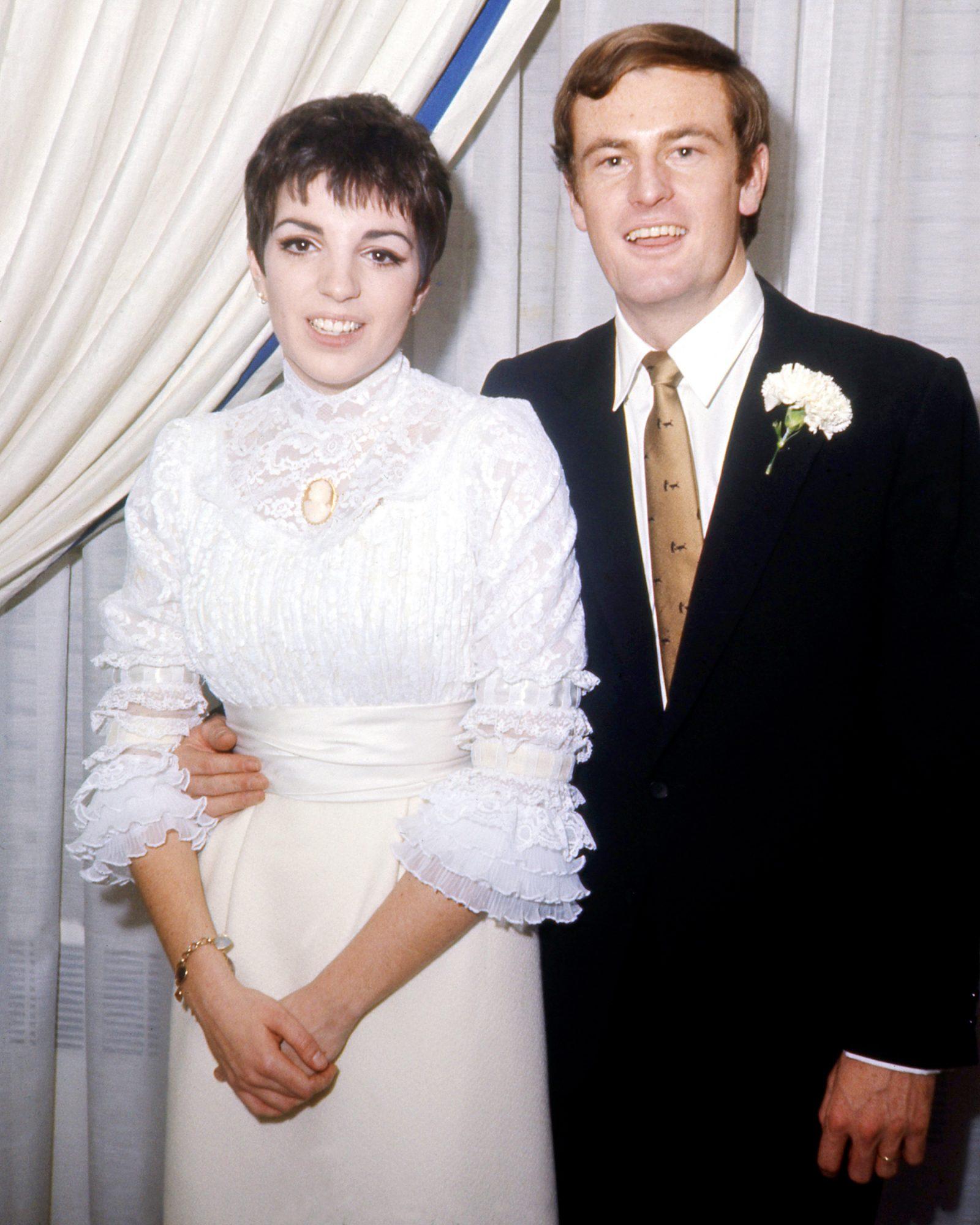 Minnelli Marries Allen