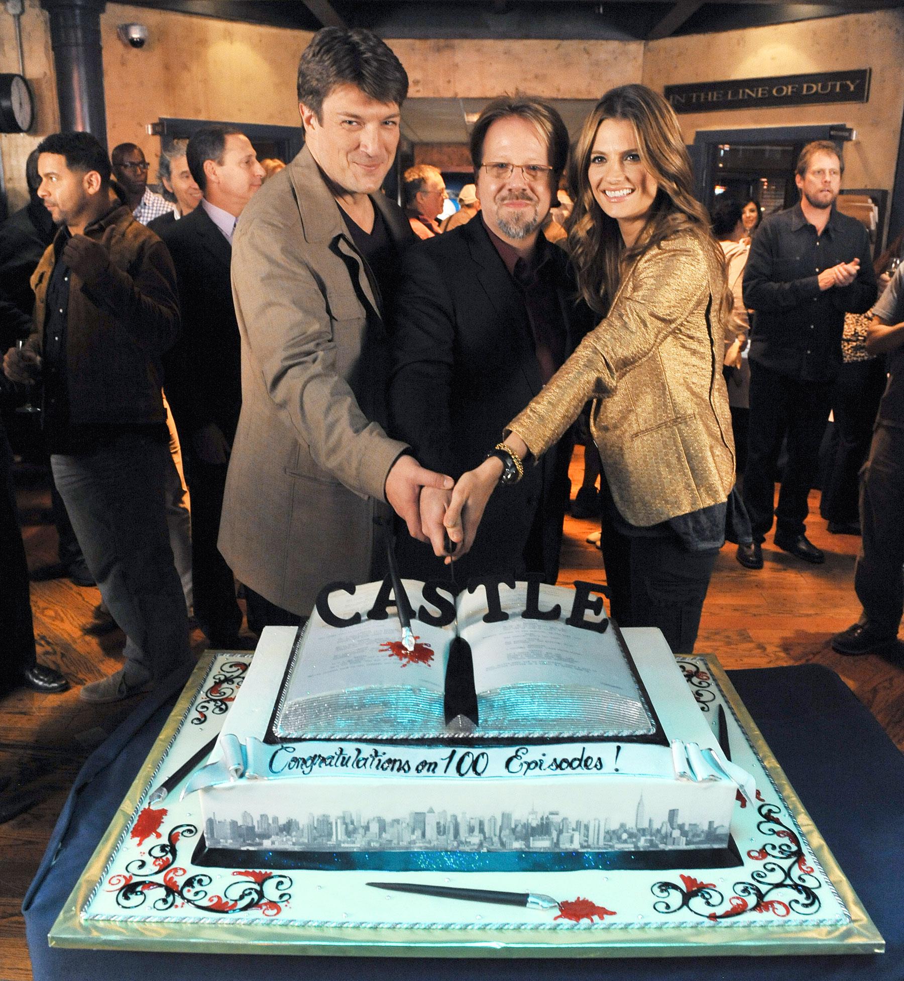"""ABC's """"Castle"""" - Season Five"""