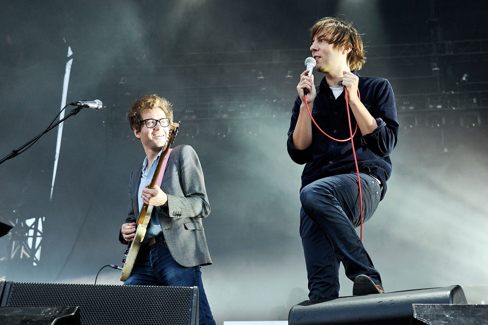 2014 Governors Ball Music Festival - Day 1