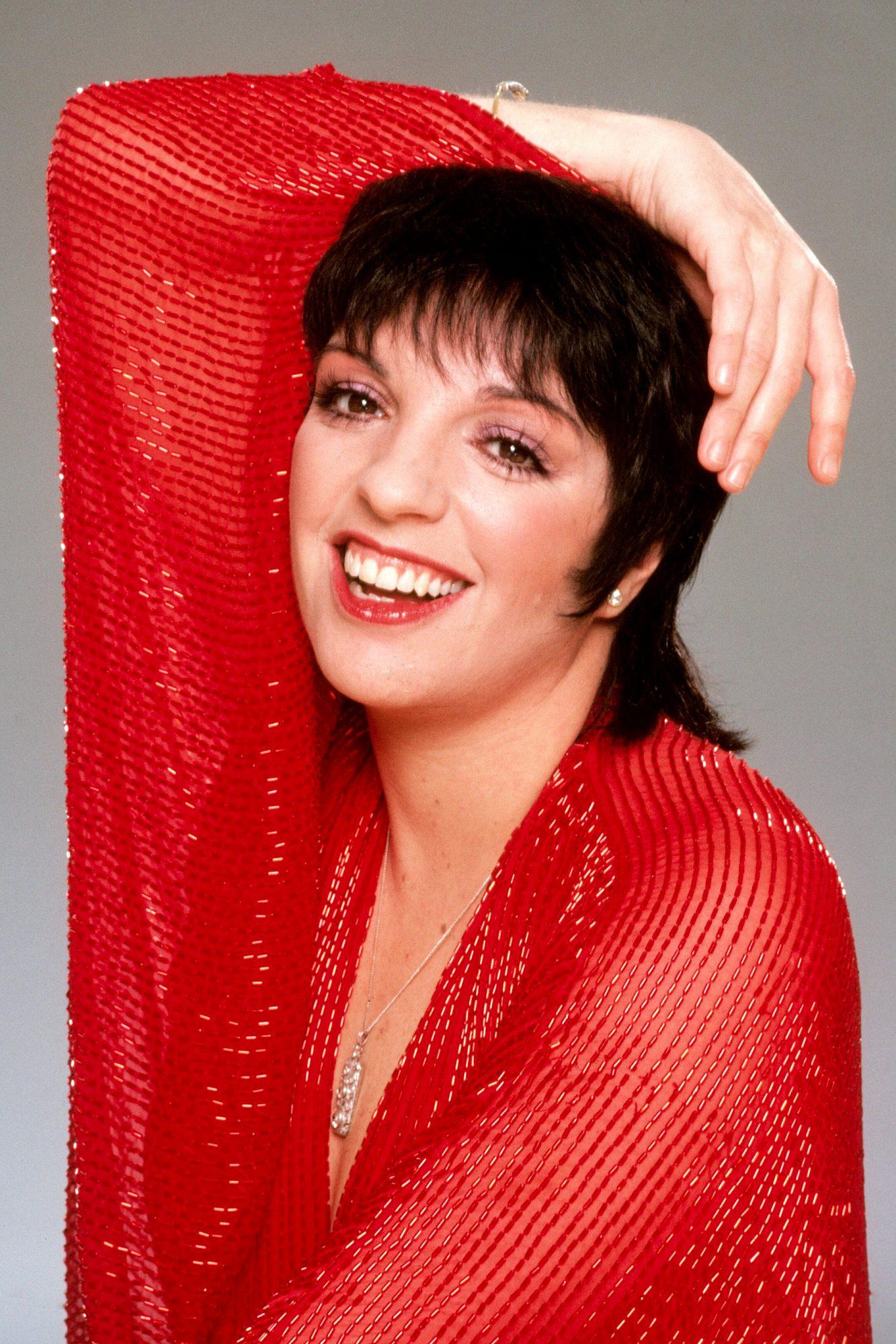 Liza Minnelli Portrait Session
