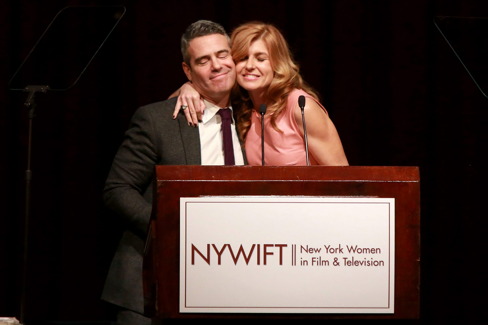 New York Women In Film And Television's 33rd Annual Muse Awards - Inside