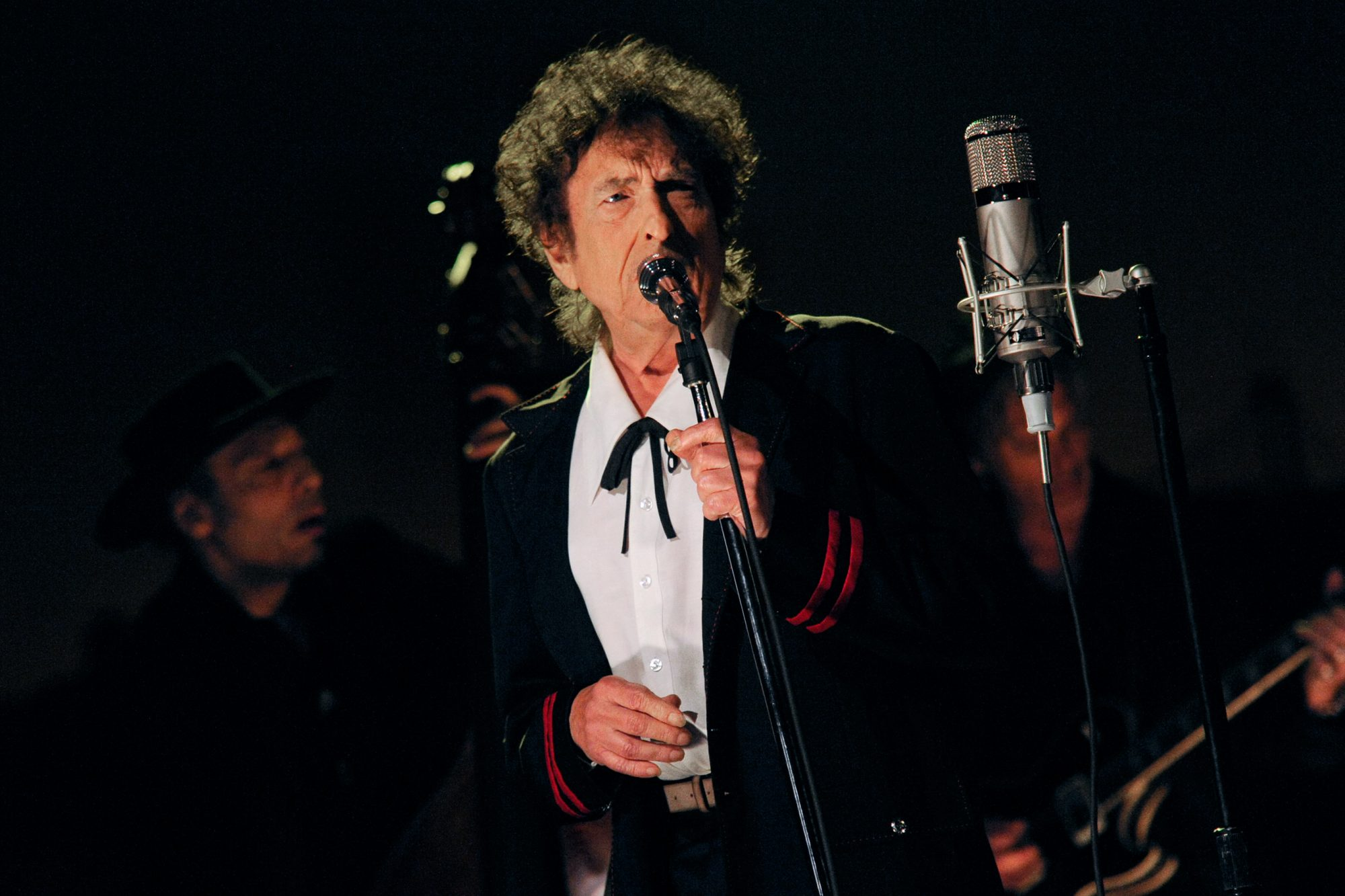 Bob Dylan on  - Late Show with David Letterman