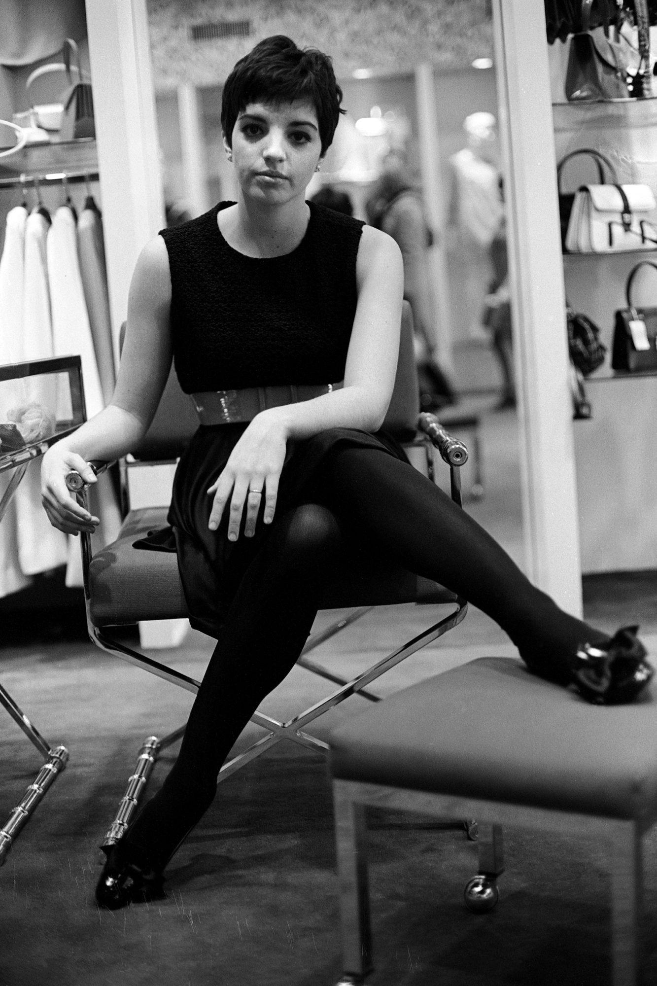 Portrait Of Liza Minnelli