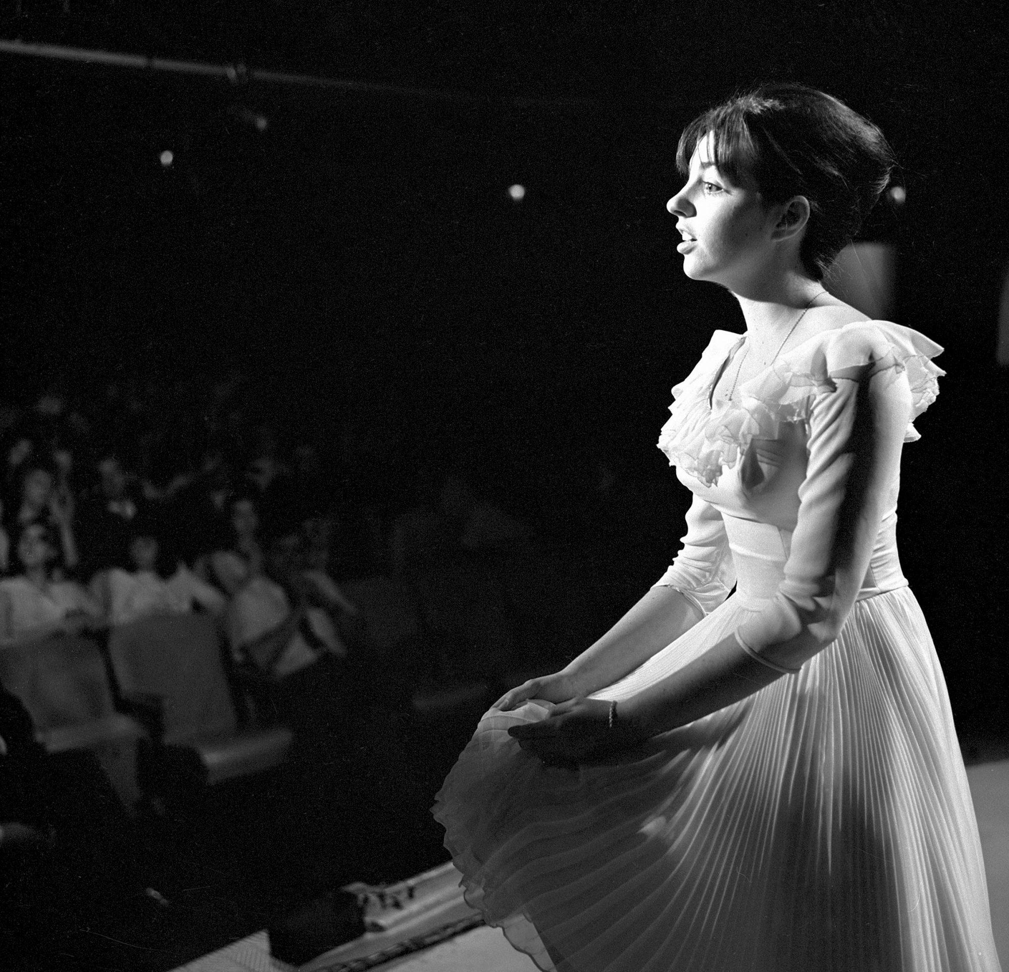 Liza Minnelli On 'The Ed Sullivan Show,' 1964