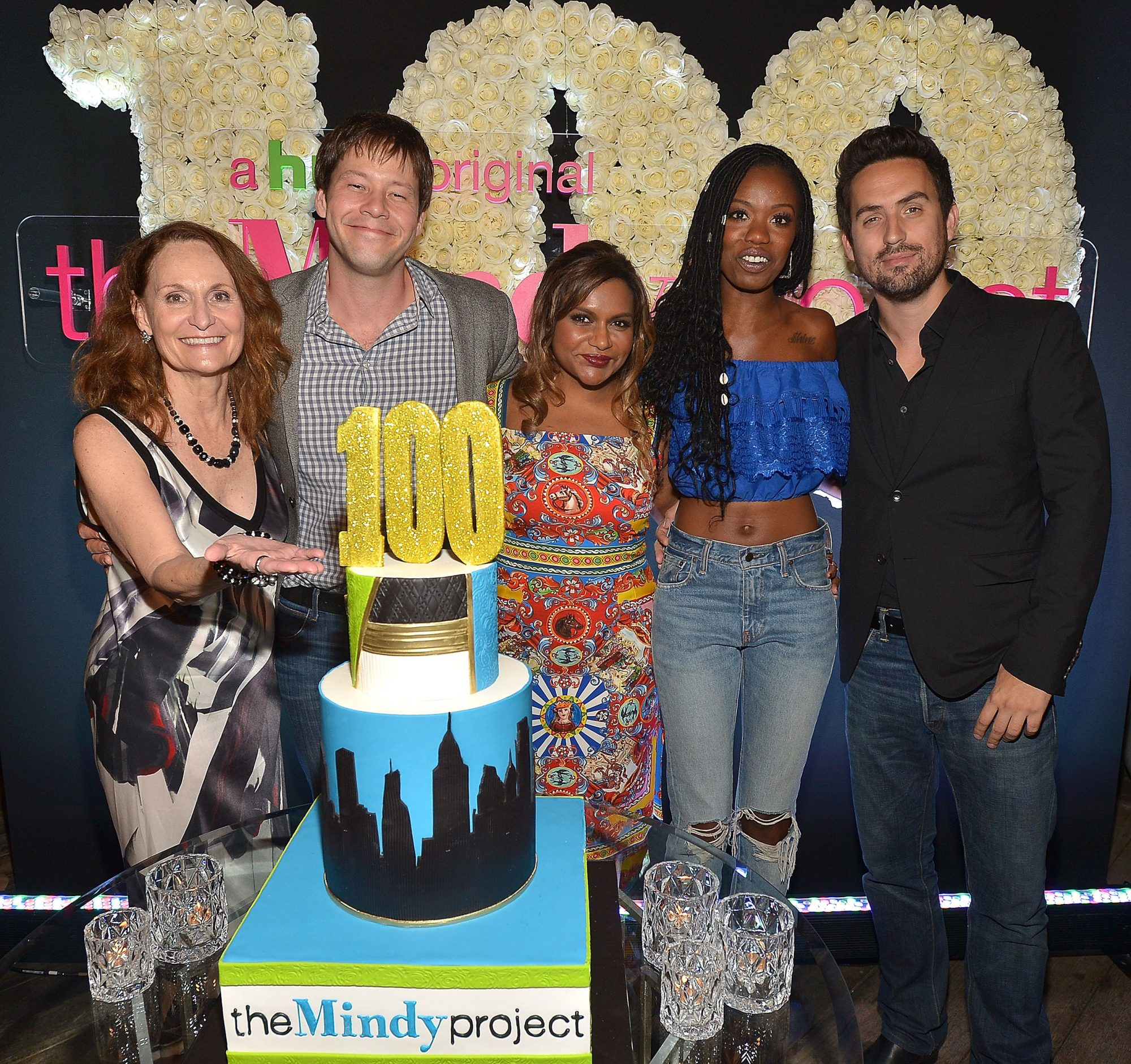 The Mindy Project 100th Episode Party