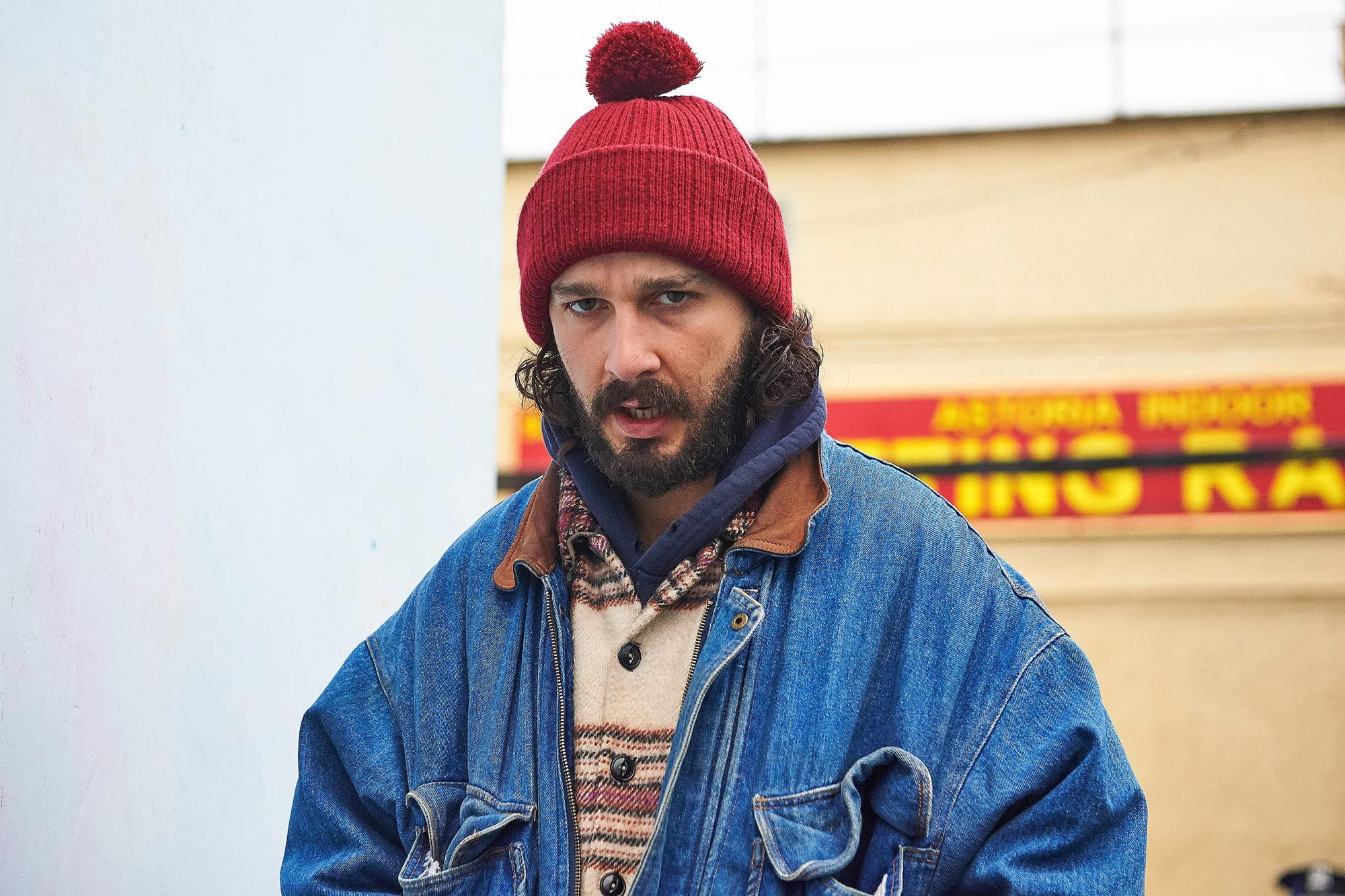 """Shia LaBeouf - """"He Will Not Divide Us"""""""