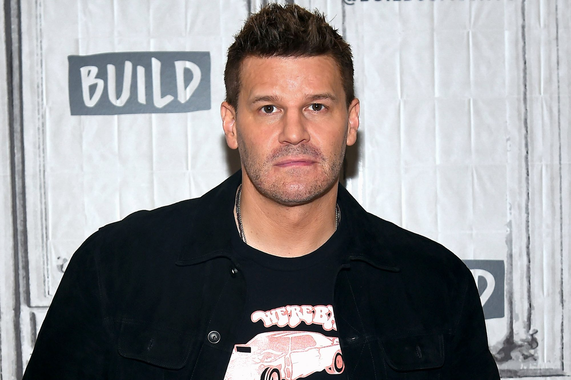 "Build Series Presents David Boreanaz Discussing ""Bones"""