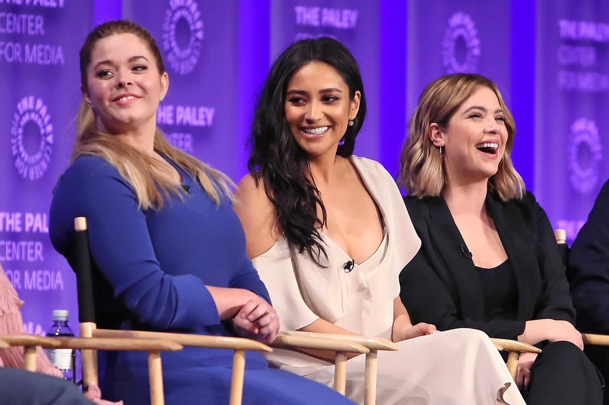 "The Paley Center For Media's 34th Annual PaleyFest Los Angeles - ""Pretty Little Liars"" - Inside"