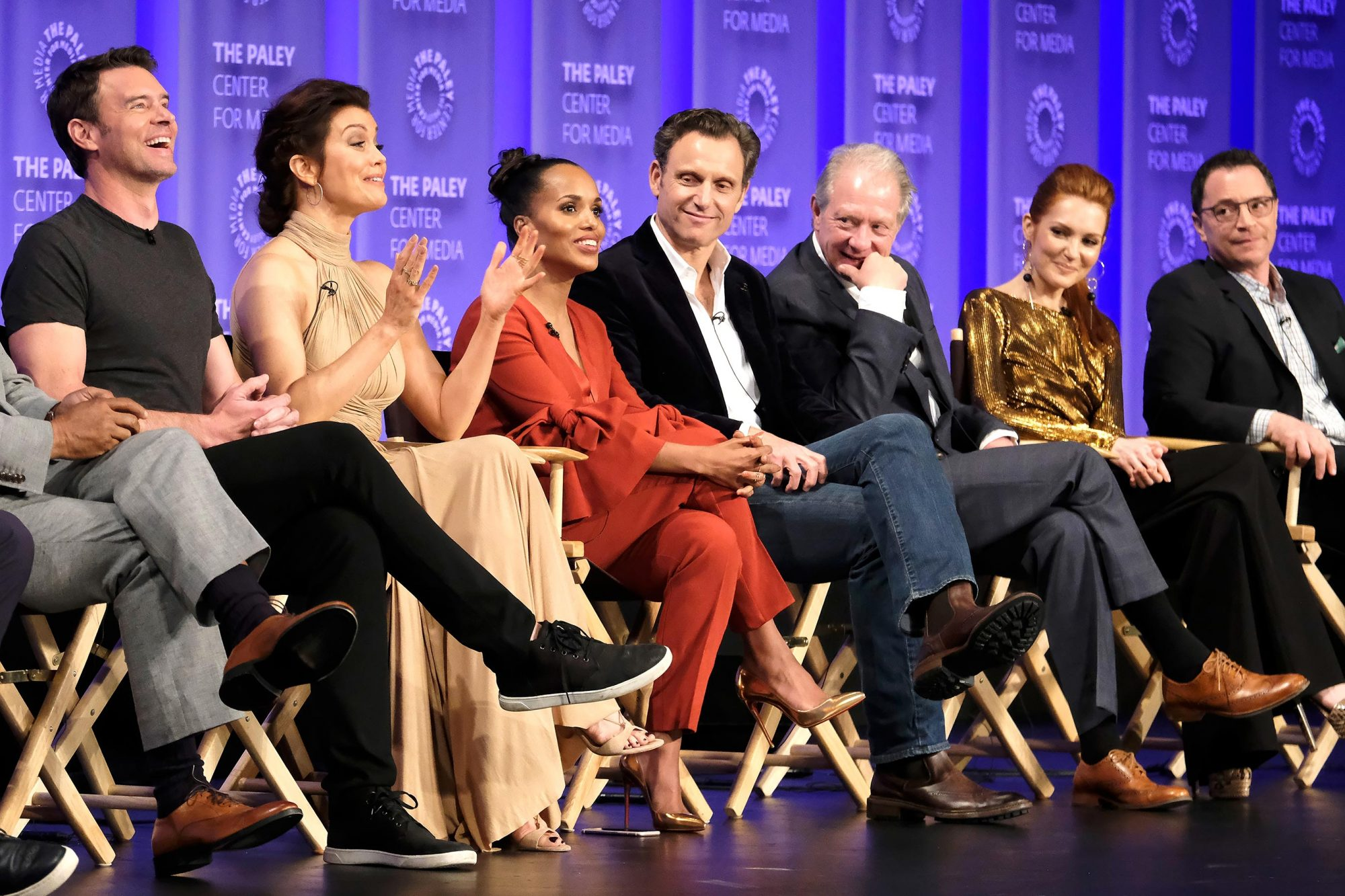 """The Paley Center For Media's 34th Annual PaleyFest Los Angeles - """"Scandal"""" - Inside"""