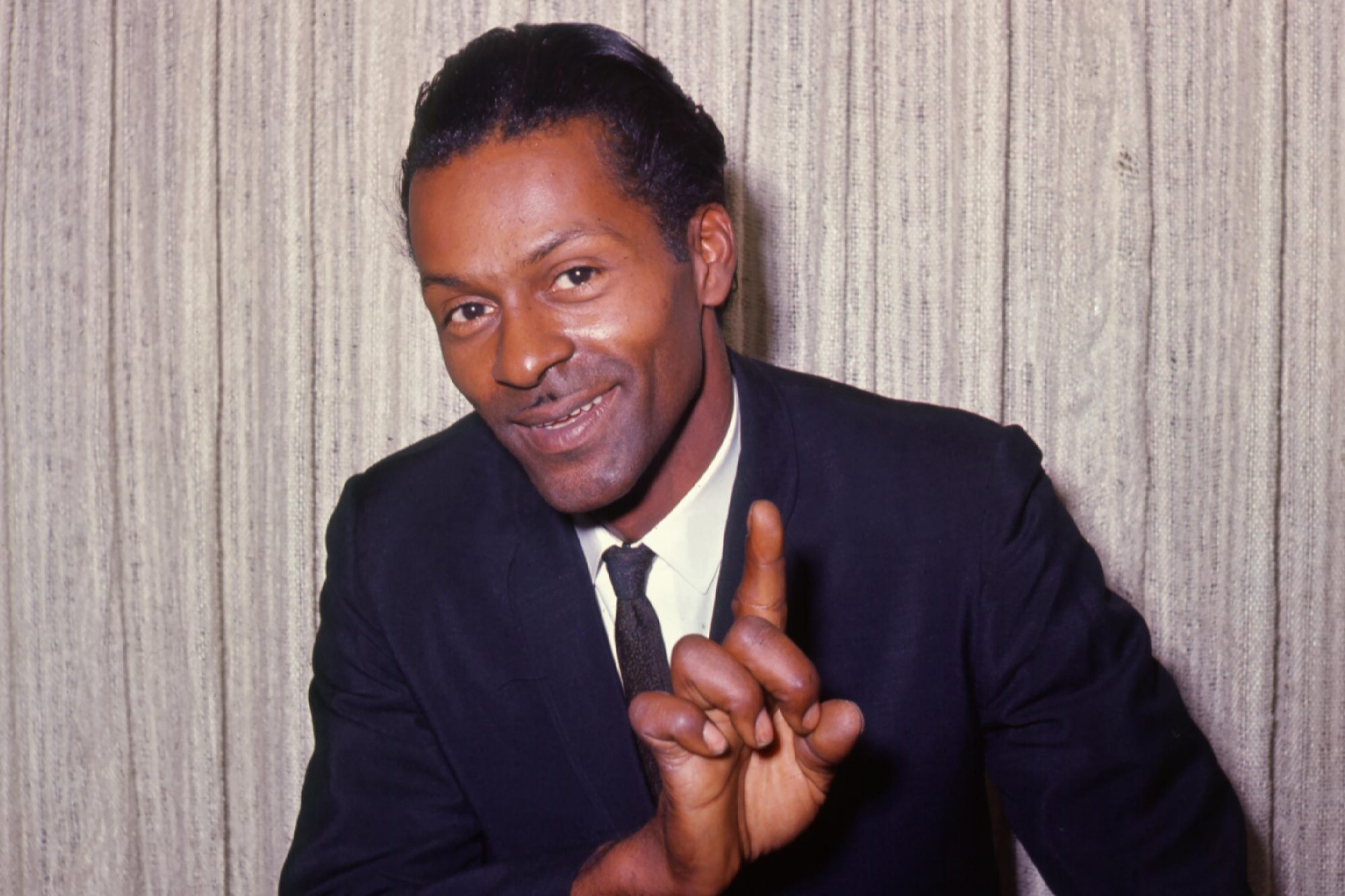Chuck Berry Portrait Session