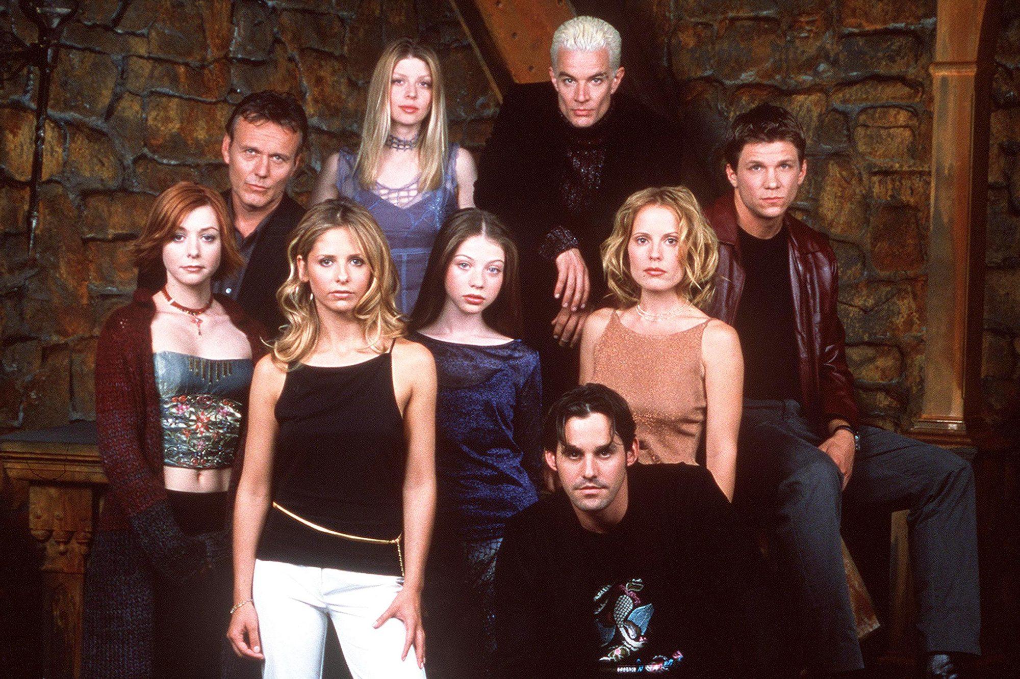 Buffy The Vampire Slayer TV Stills