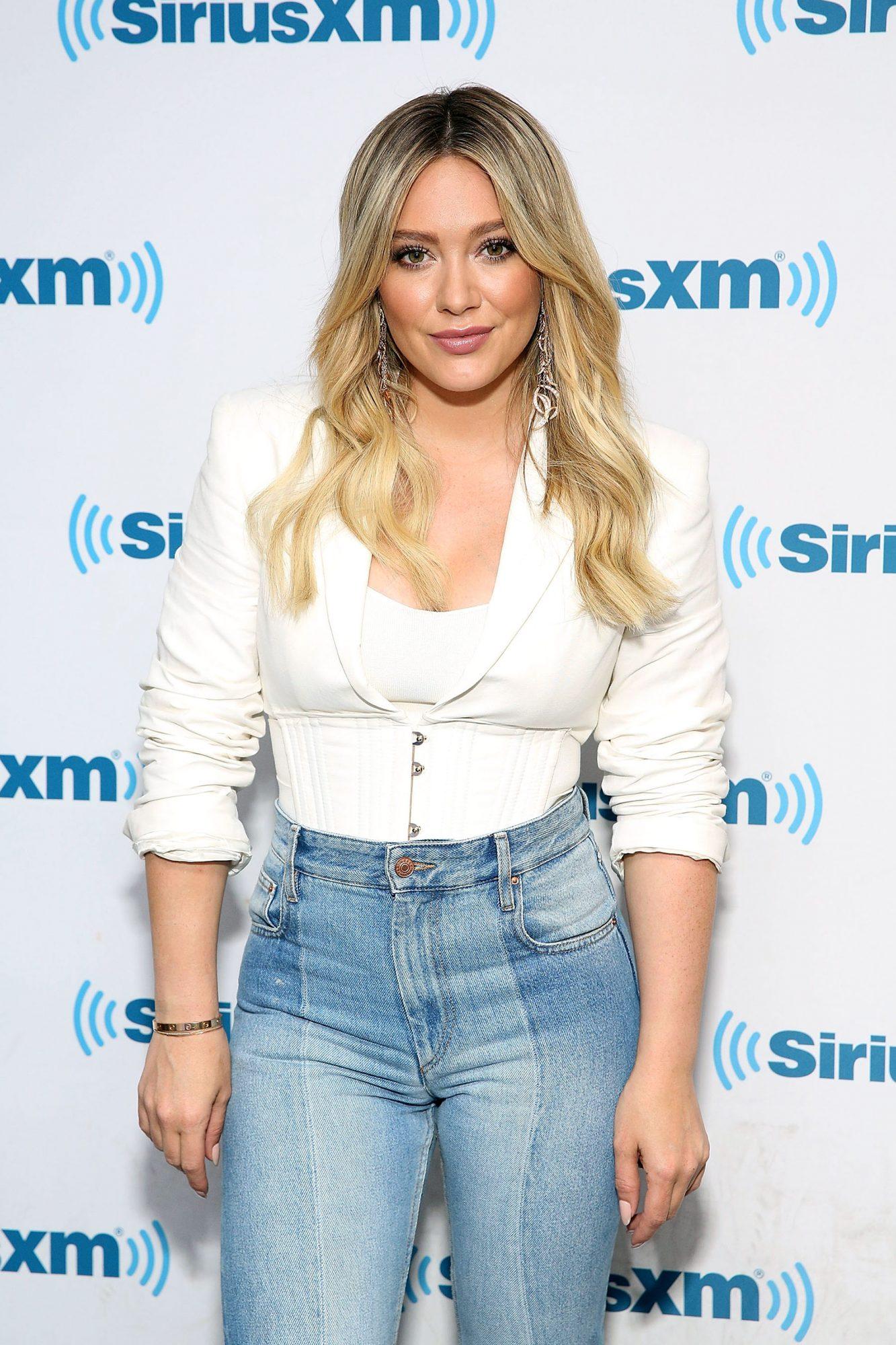 Celebrities Visit SiriusXM - June 27, 2017