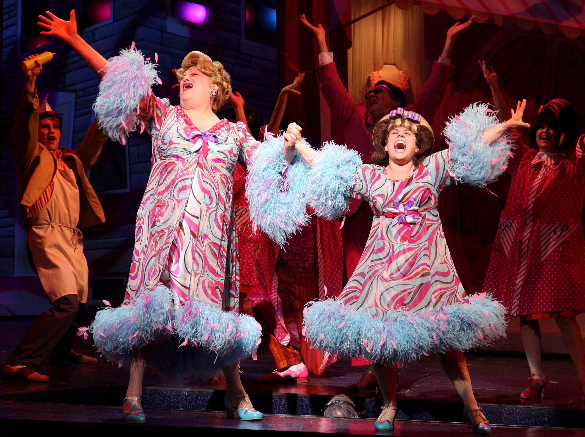 "Marissa Jaret Winokur Returns to ""Hairspray"" on Broadway"
