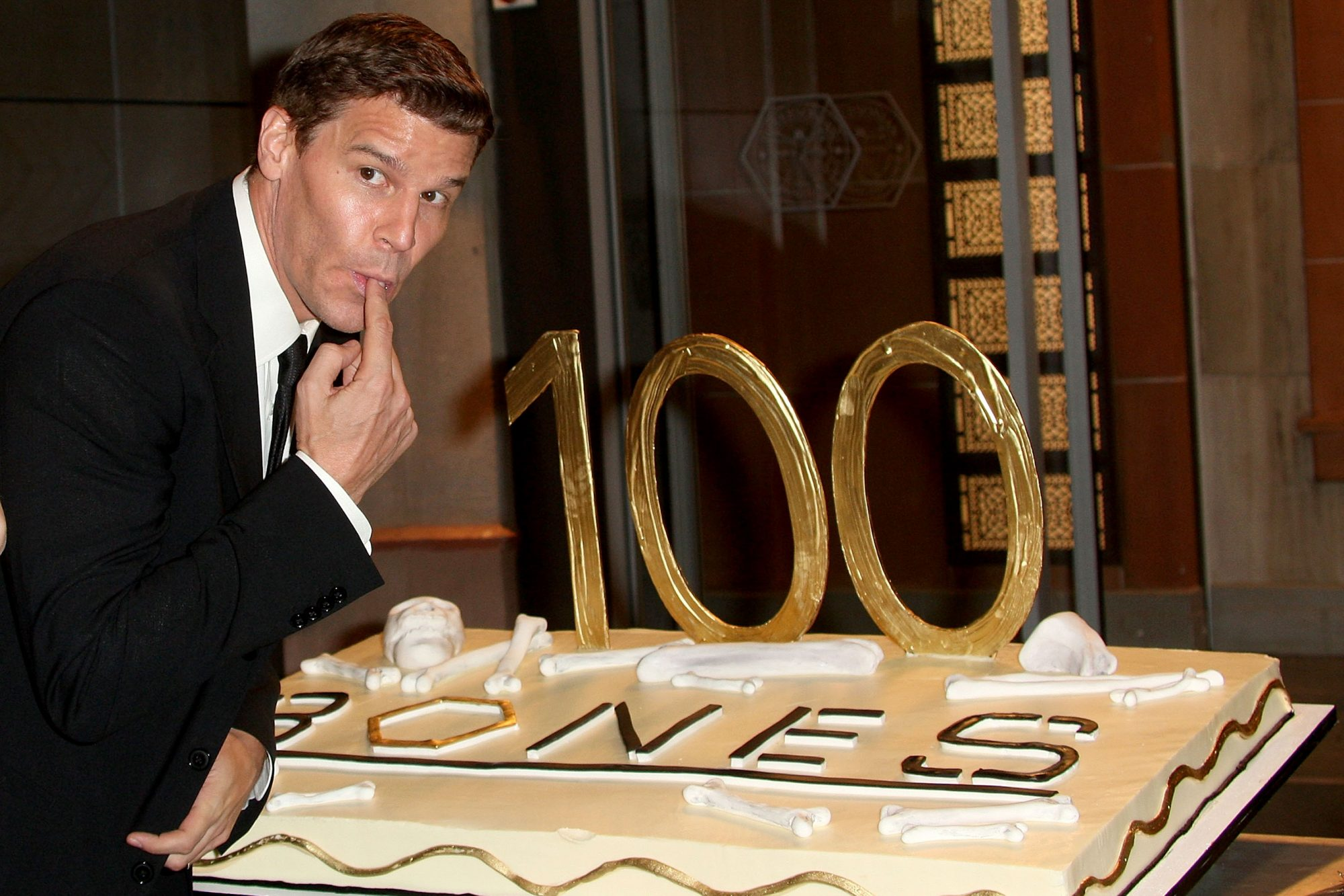"Fox's ""Bones"" 100th Episode Celebration"