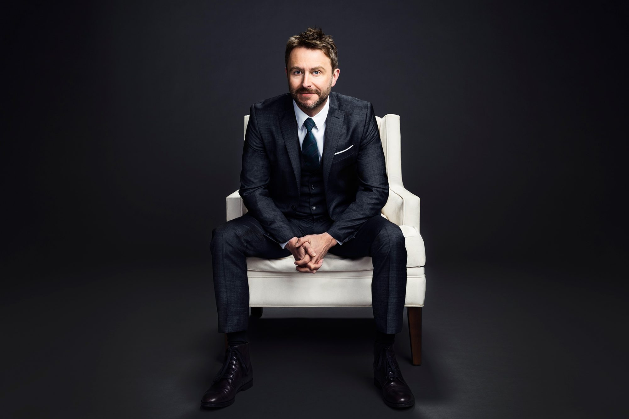 Chris Hardwick - Talking - Photo Credit: Joe Pugliese/AMC