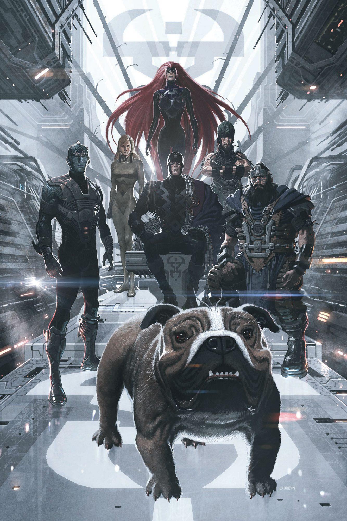 Marvel''s Inhumans