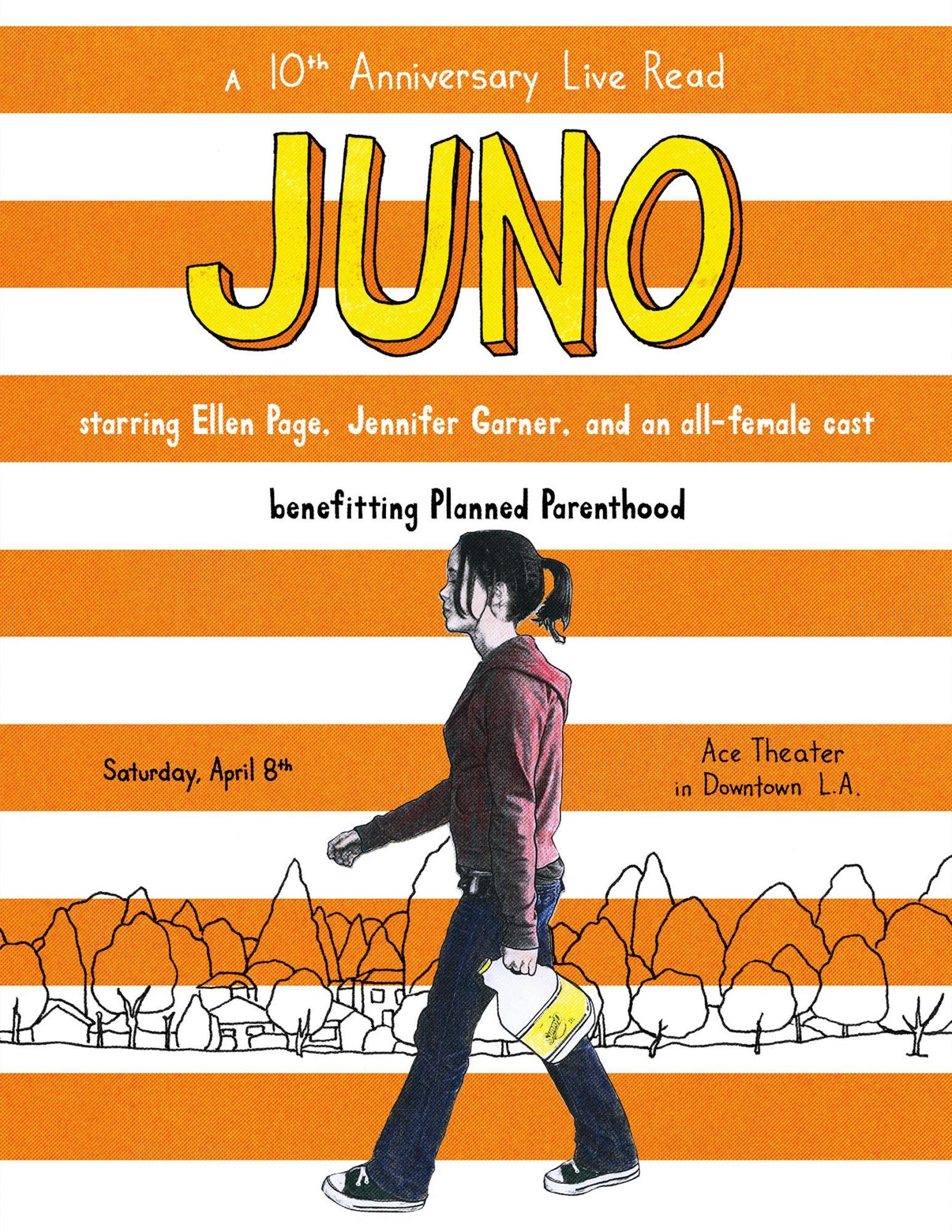 Juno Live Read poster