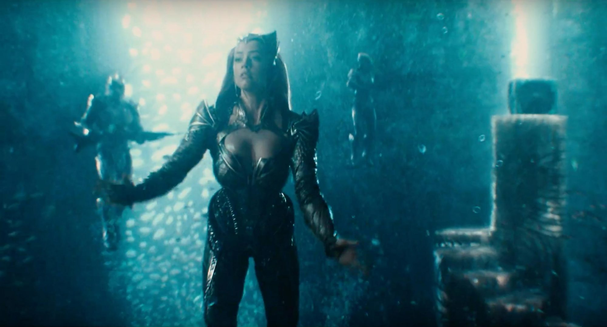 JUSTICE LEAGUE - Official Trailer 1 (screen grab) CR: Warner Bros. Pictures