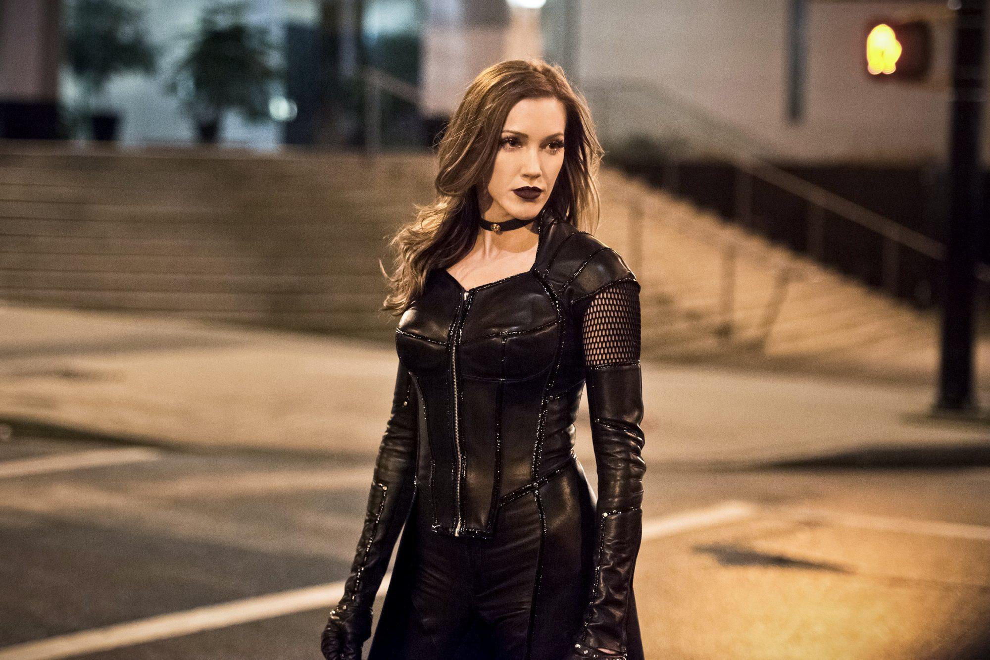 Katie Cassidy as Black Siren