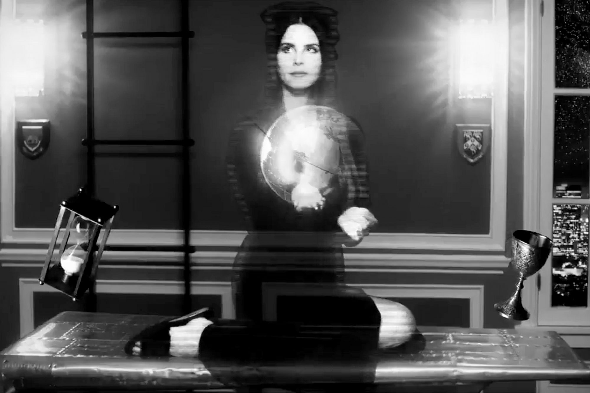Landa Del Rey Lust for Life Album