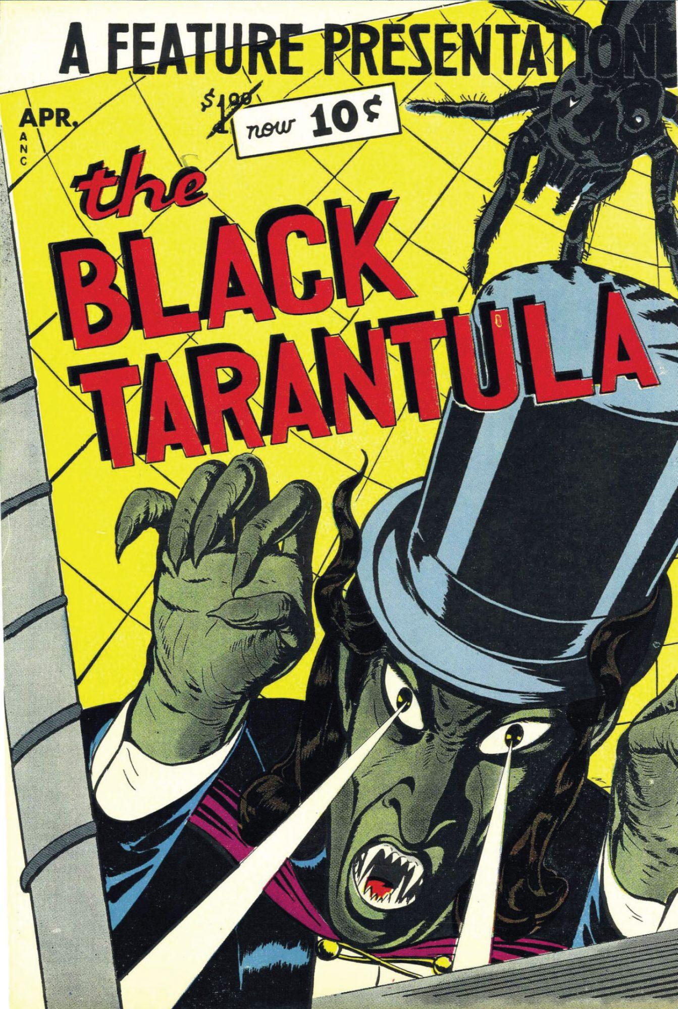 legion-of-regrettable-supervillains_golden-age_black-tarantula