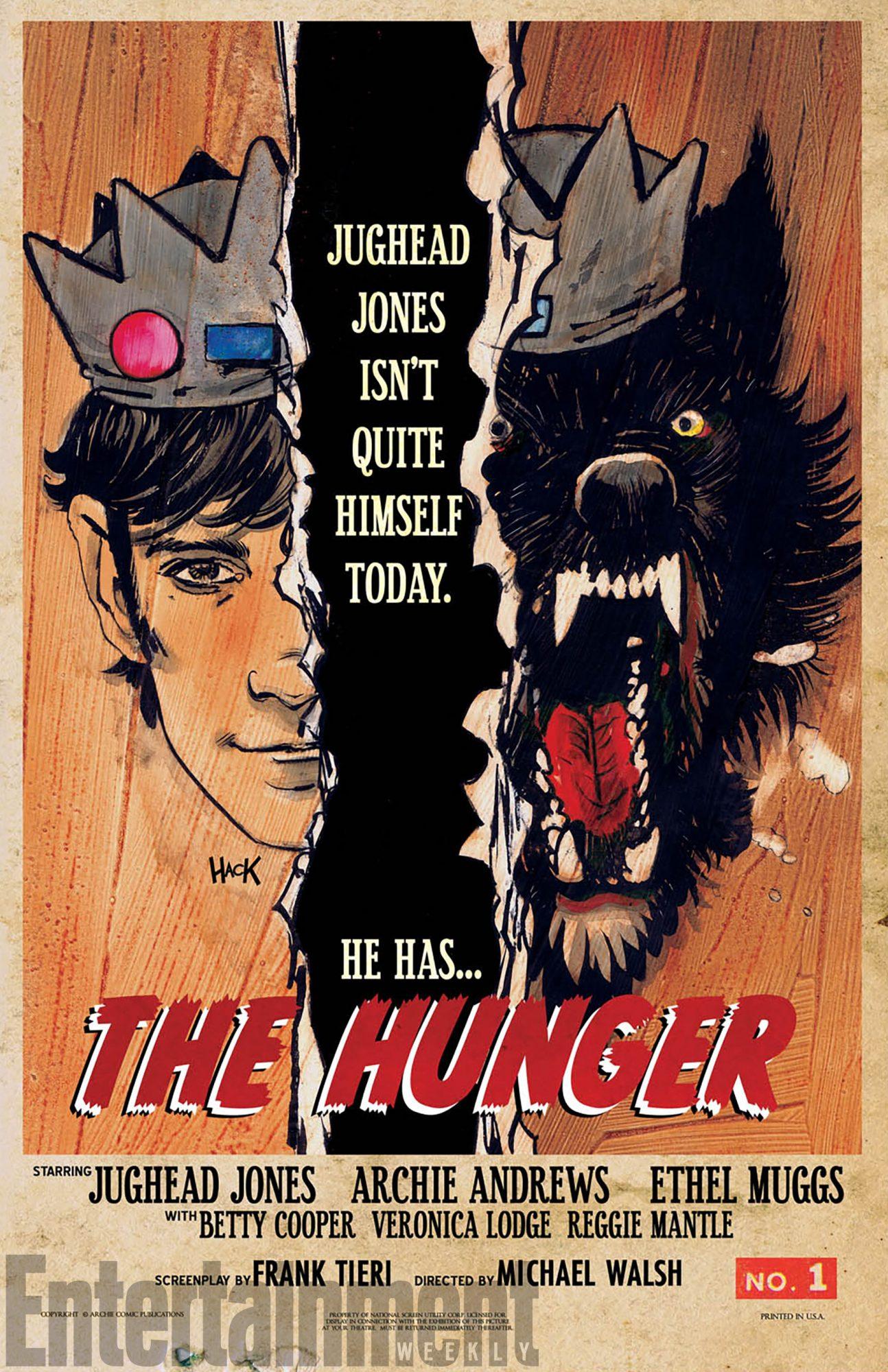 Archie horror comic