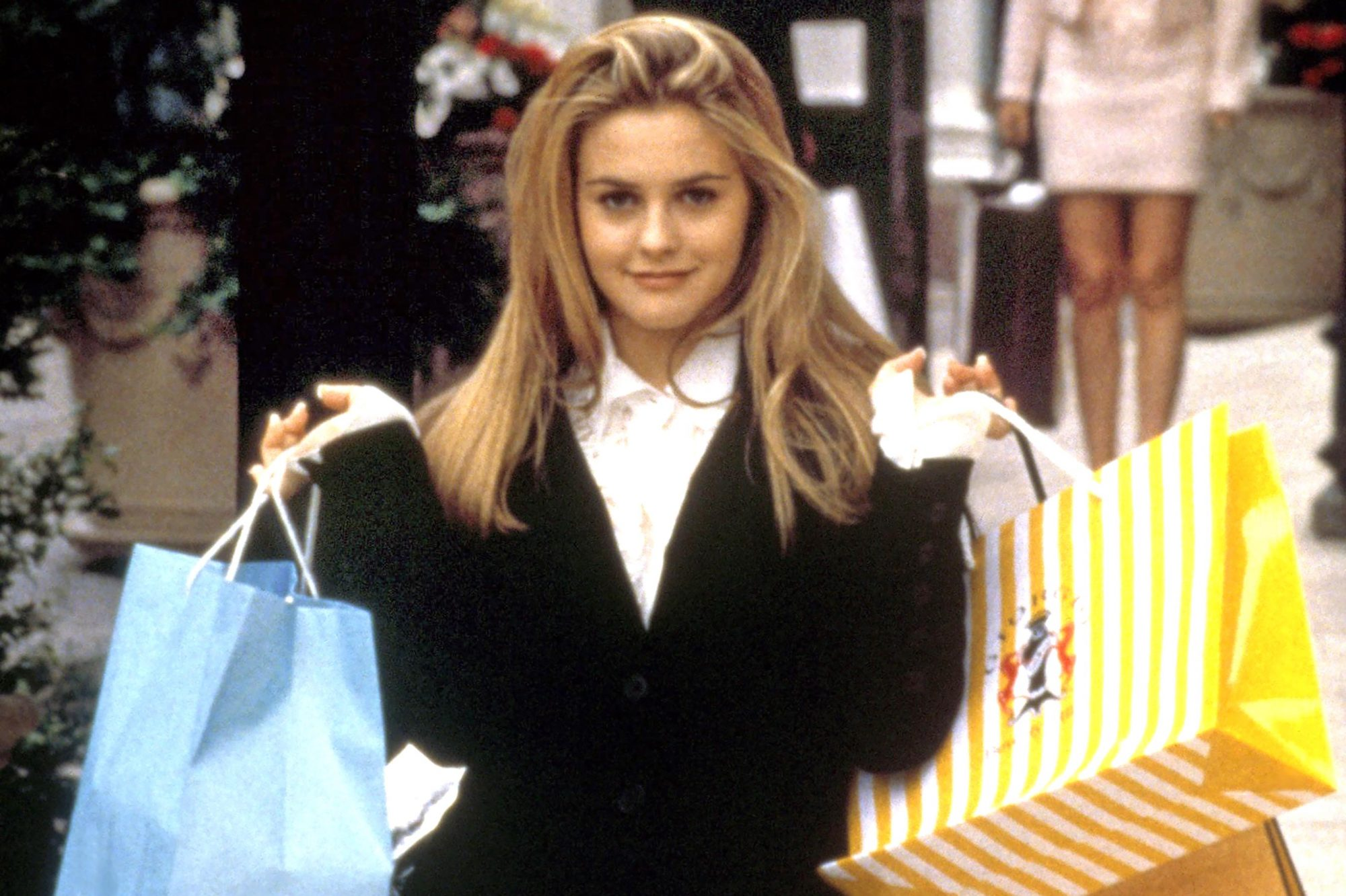 CLUELESS, Alicia Silverstone, 1995, (c) Paramount/courtesy Everett Collection