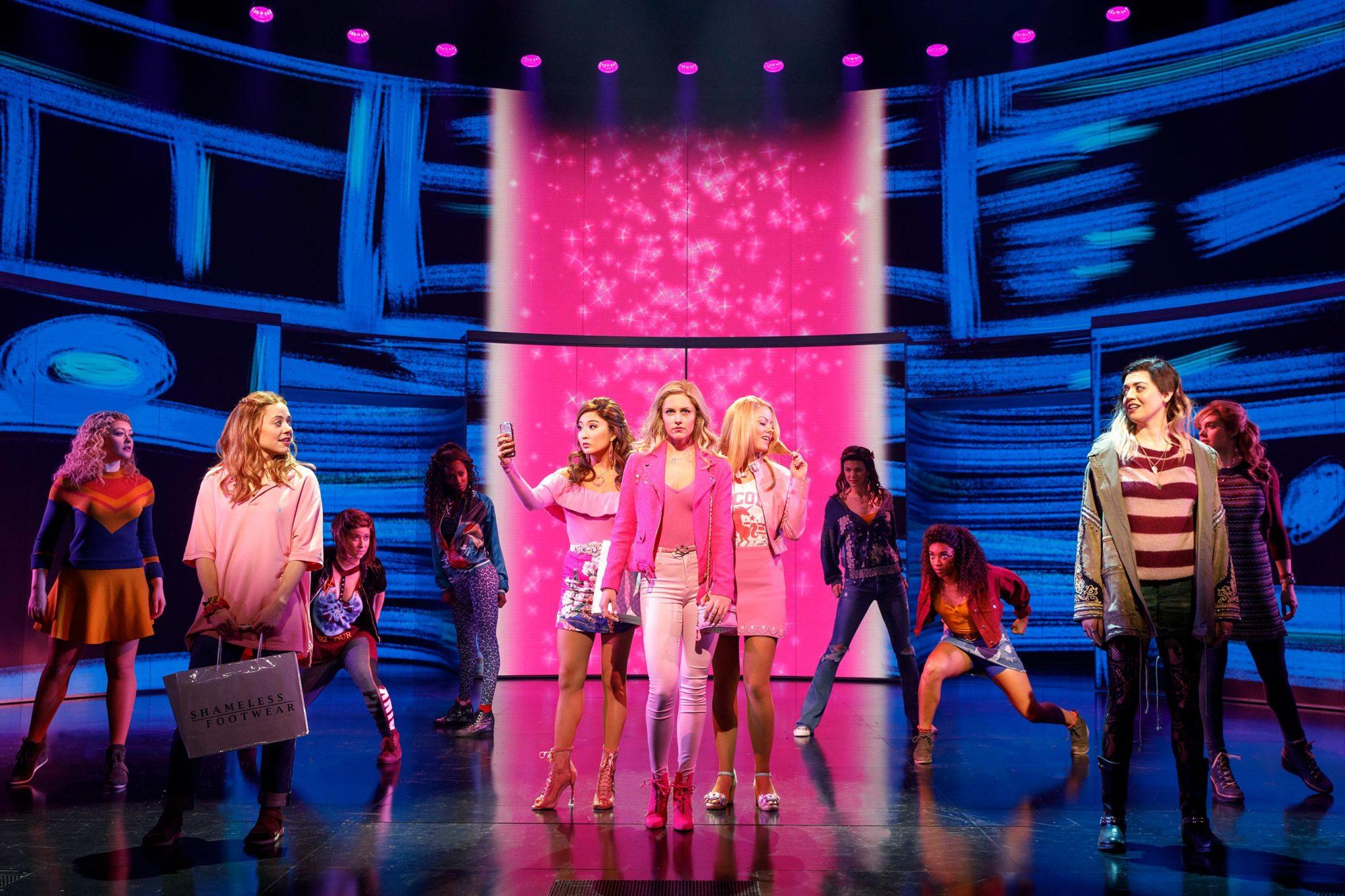 Mean GirlsAugust Wilson Theater