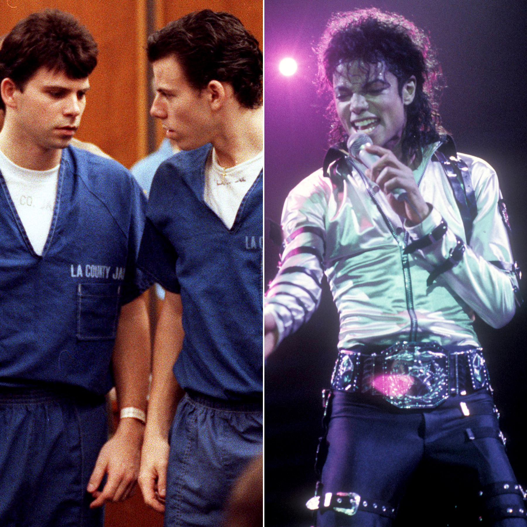 Menendez Brothers and Michael Jackson