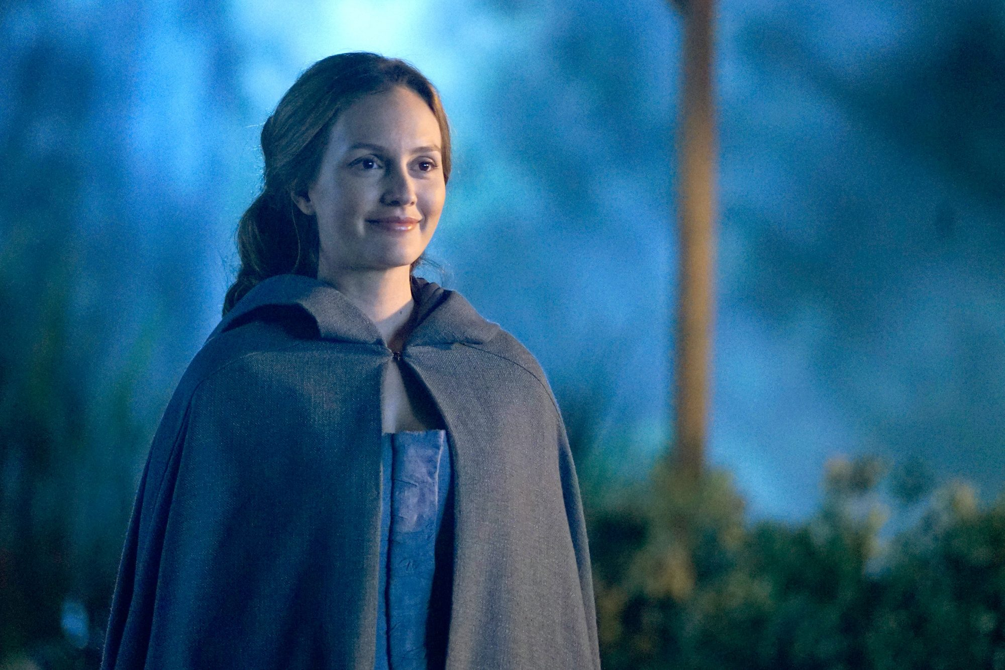 Leighton Meester in Making History