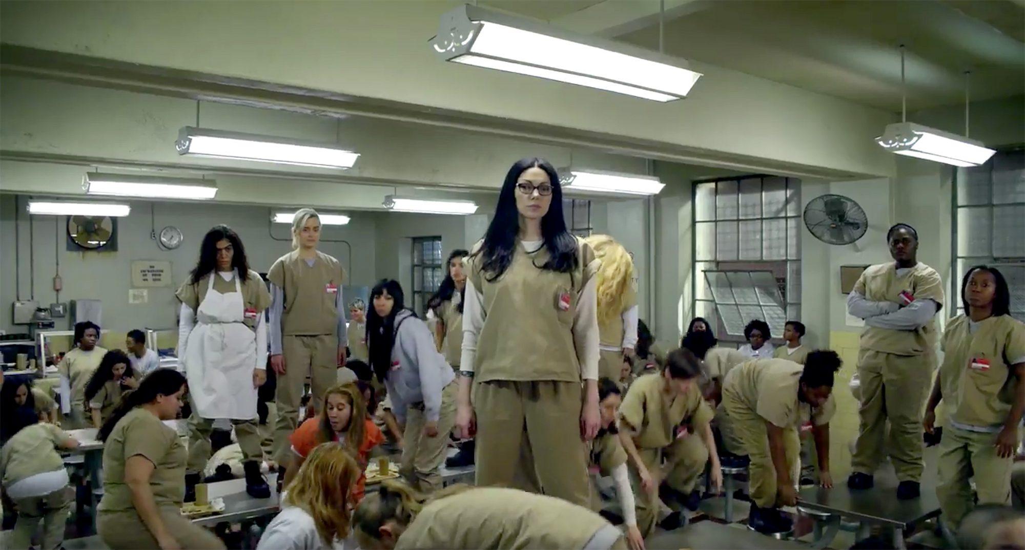 Netflix tribute to women characters
