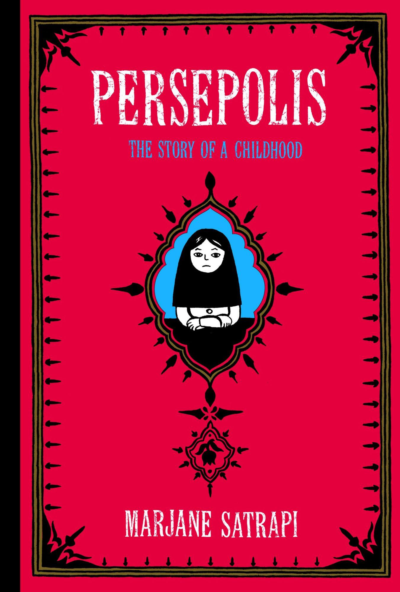 Persepolis: The Story of a Childhood (6/1/04) - paperbackby Marjane Satrapi
