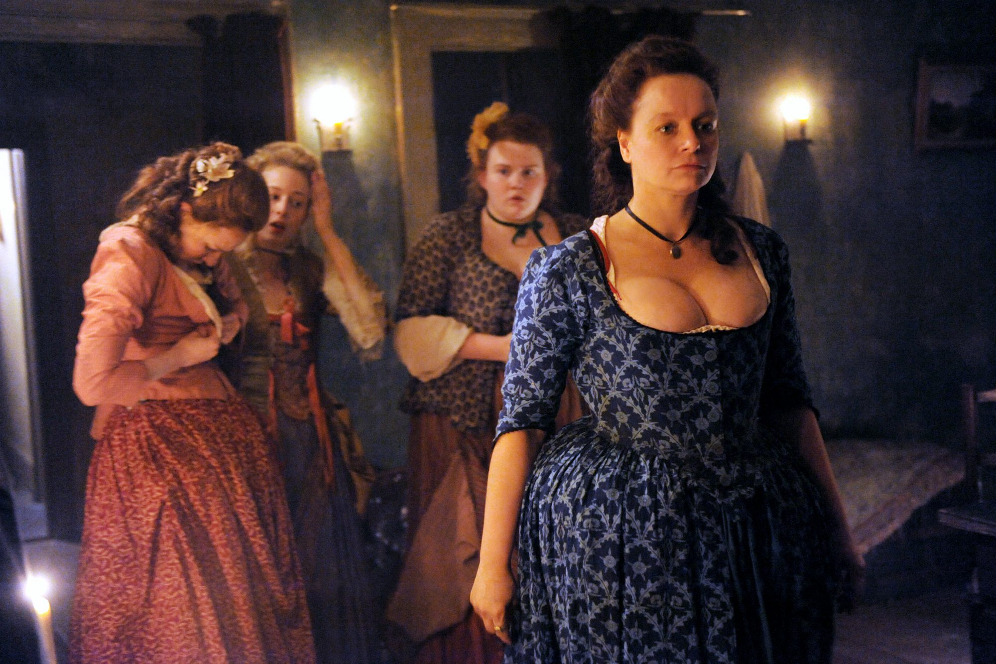 Harlots Episode 1 - Samantha Morton