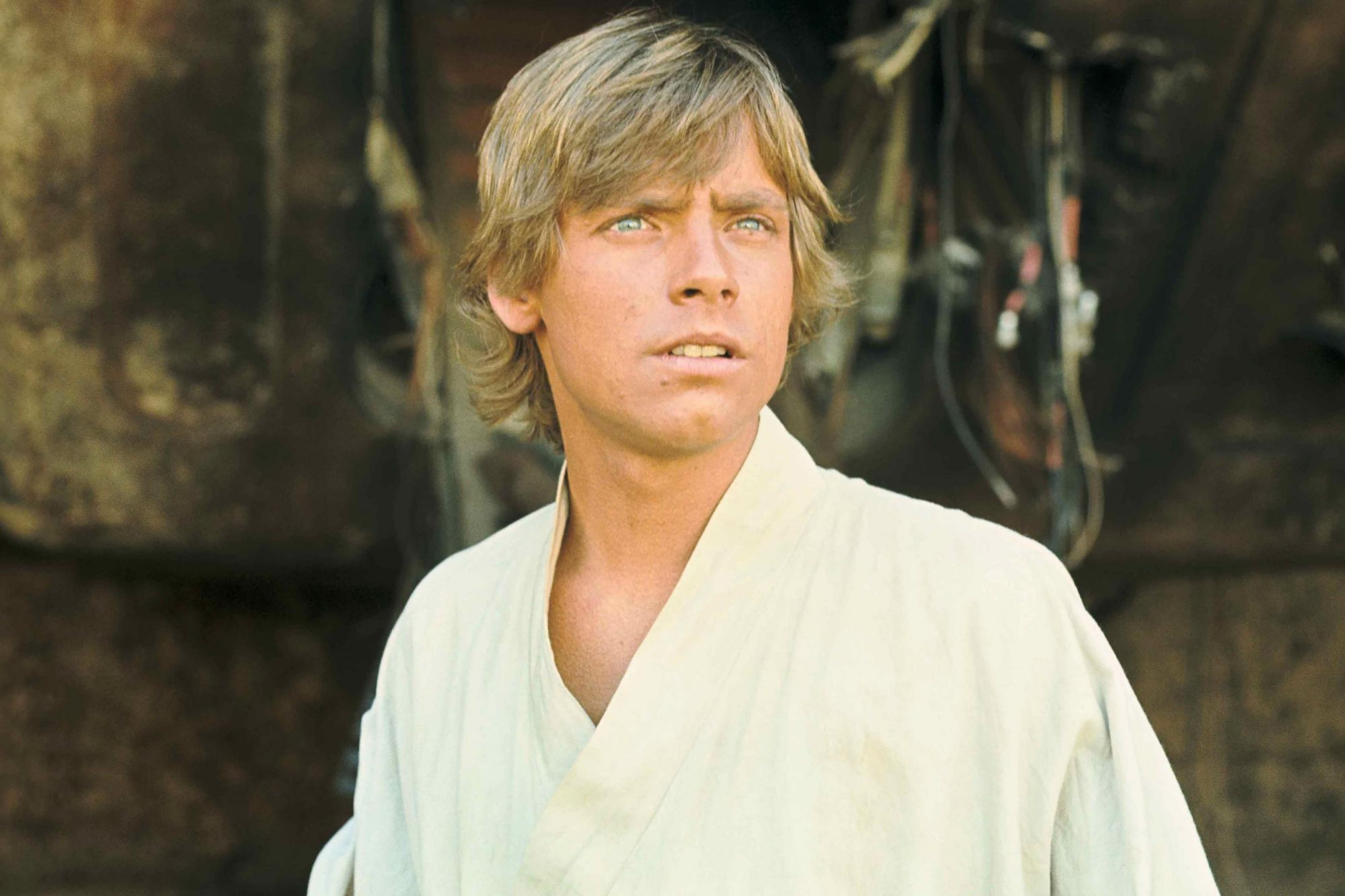 Star Wars: Episode IV - A New Hope (1977) Mark Hamill CR: Lucasfilm